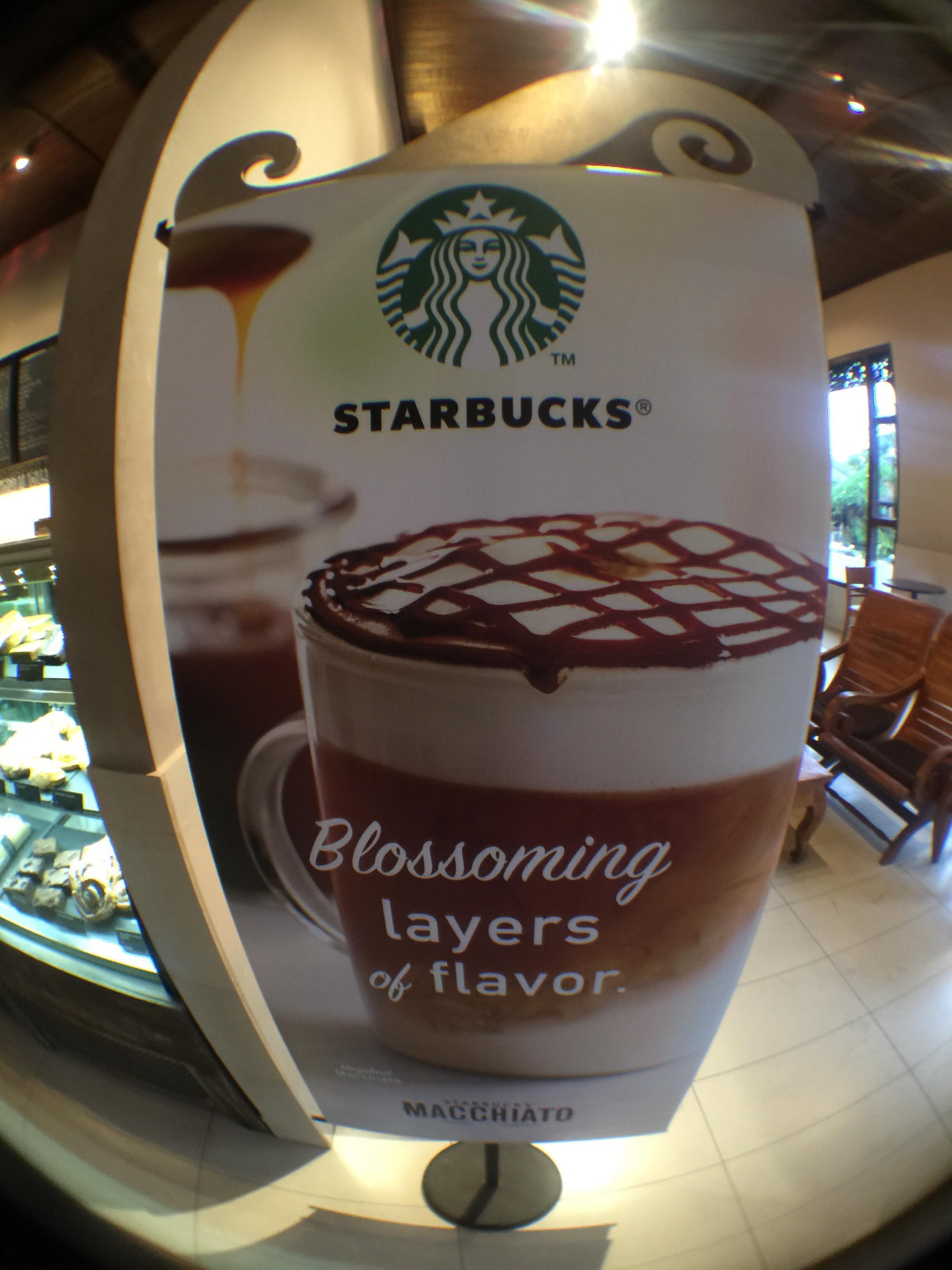 Starbucks Ubud