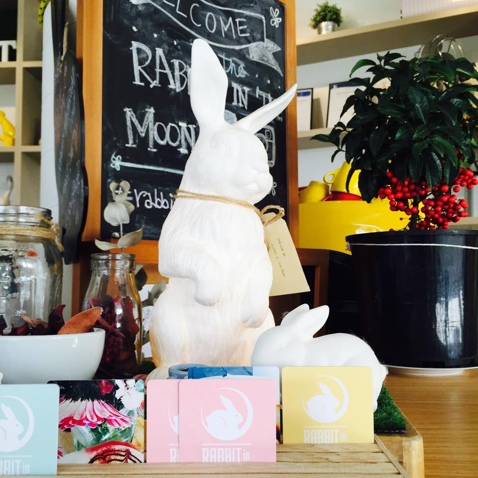 Rabbit in the Moon Cafe