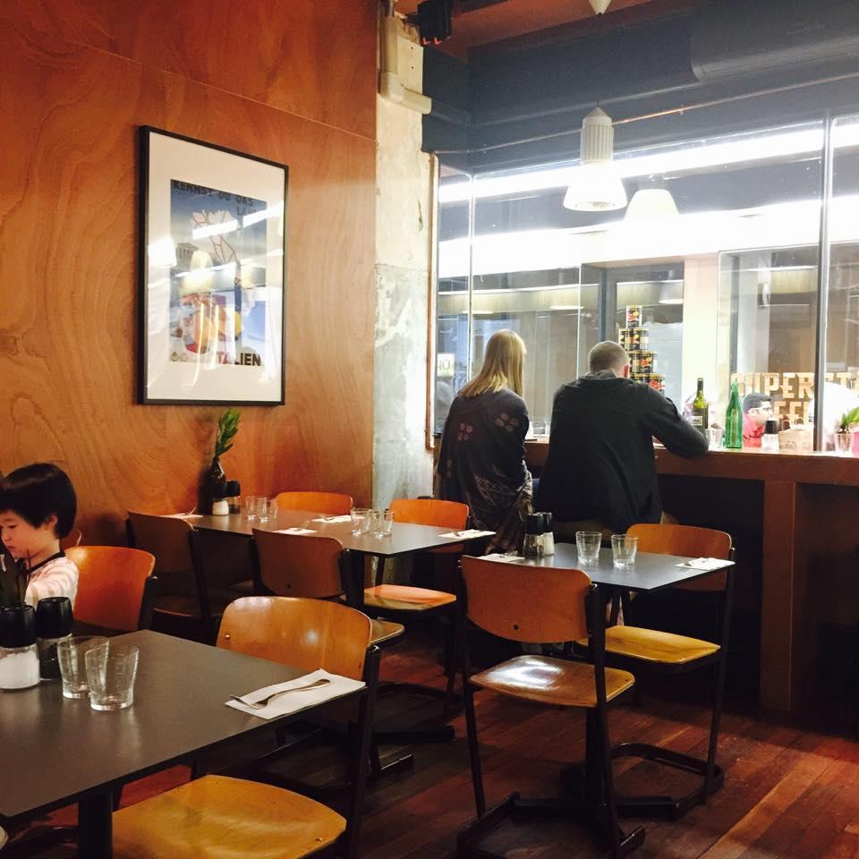 Francoforte Spaghetti Bar Northbridge