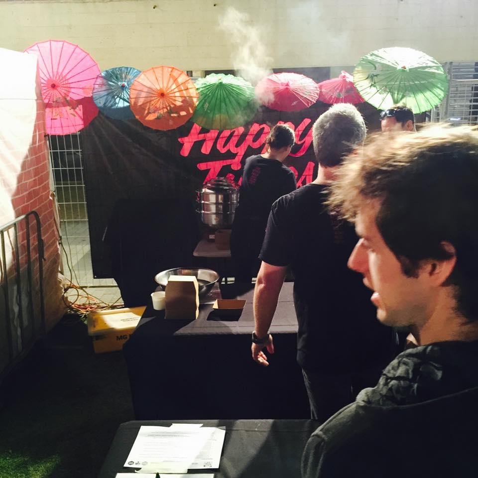 Apple Daily Bar Spring Feast 2015
