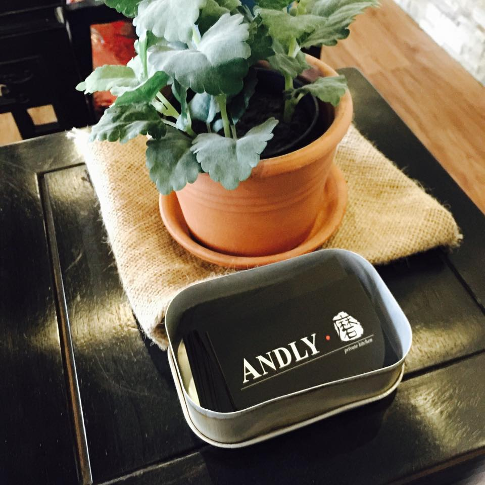 Andly Private Kitchen Leederville