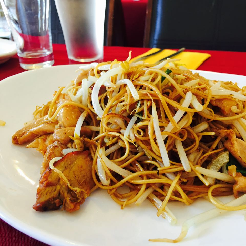South Ocean Chinese Restaurant Singapore Chow Mien
