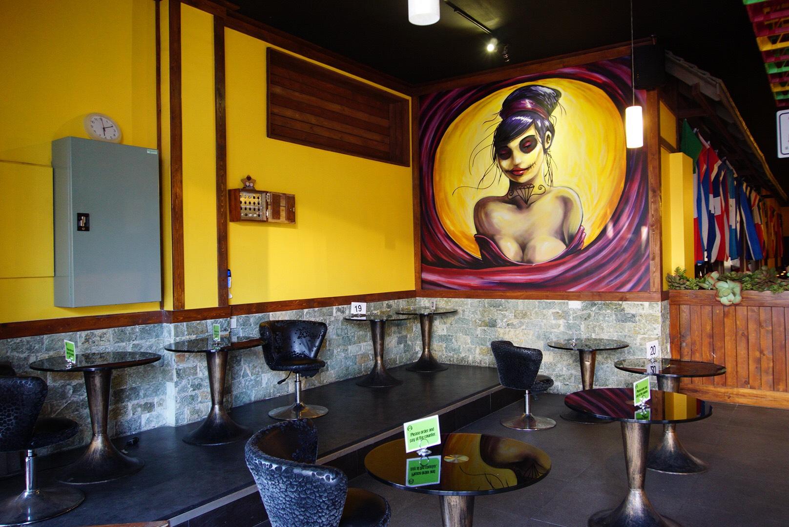 Big El's Latin American Fusion, Northbridge