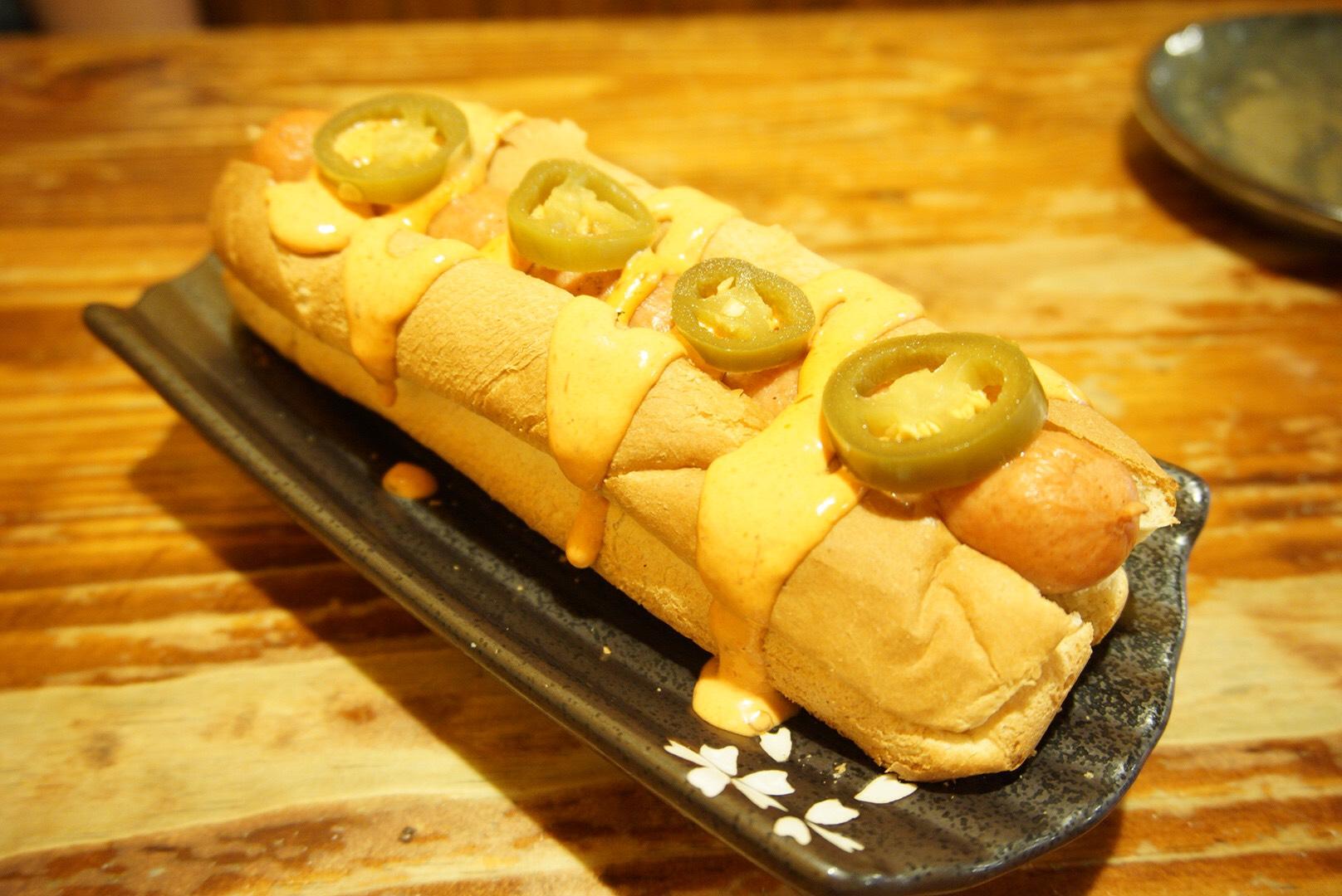 Big El's Mexican Hot Dog