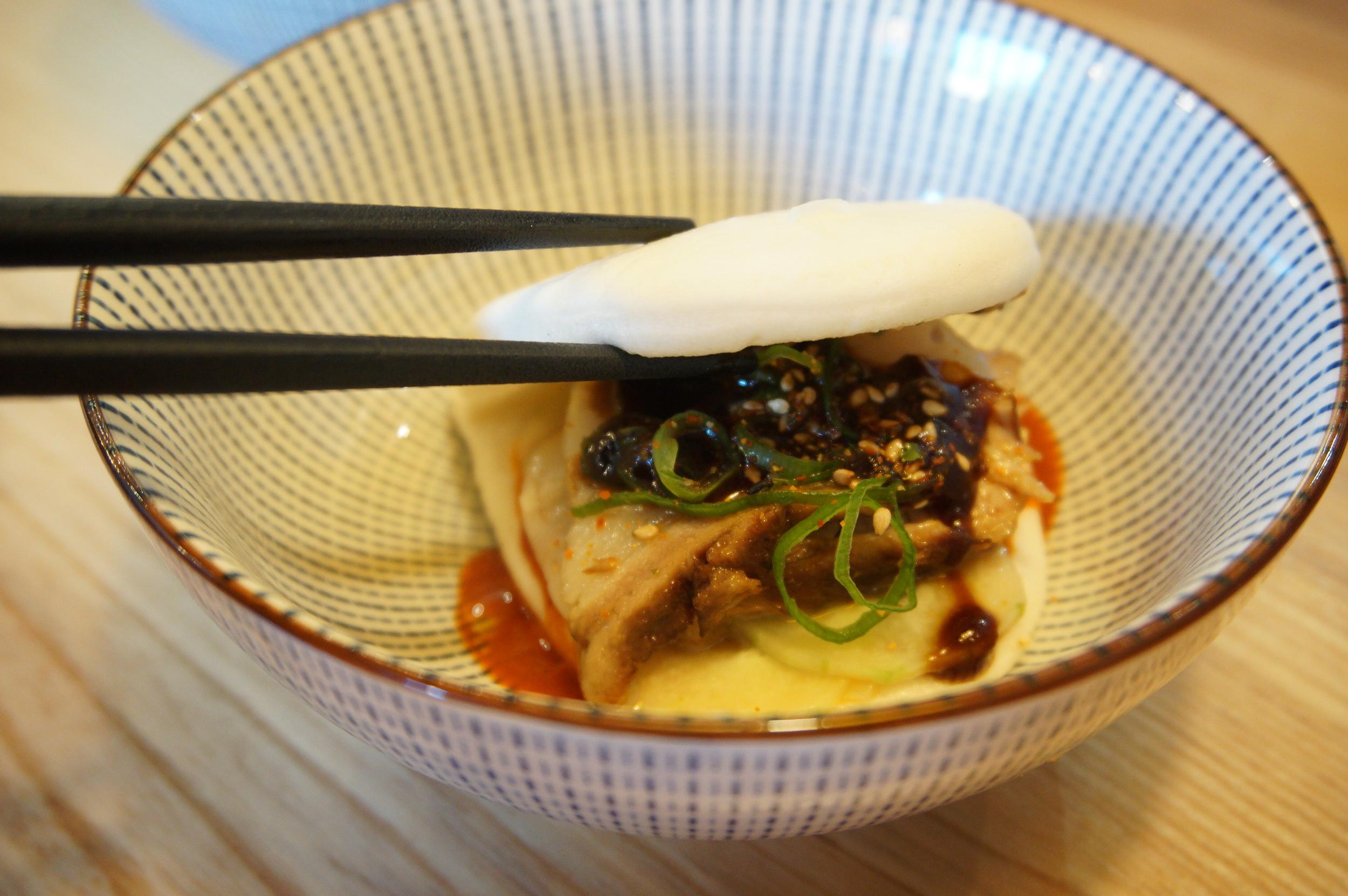 Nomstar's Spicy Bao