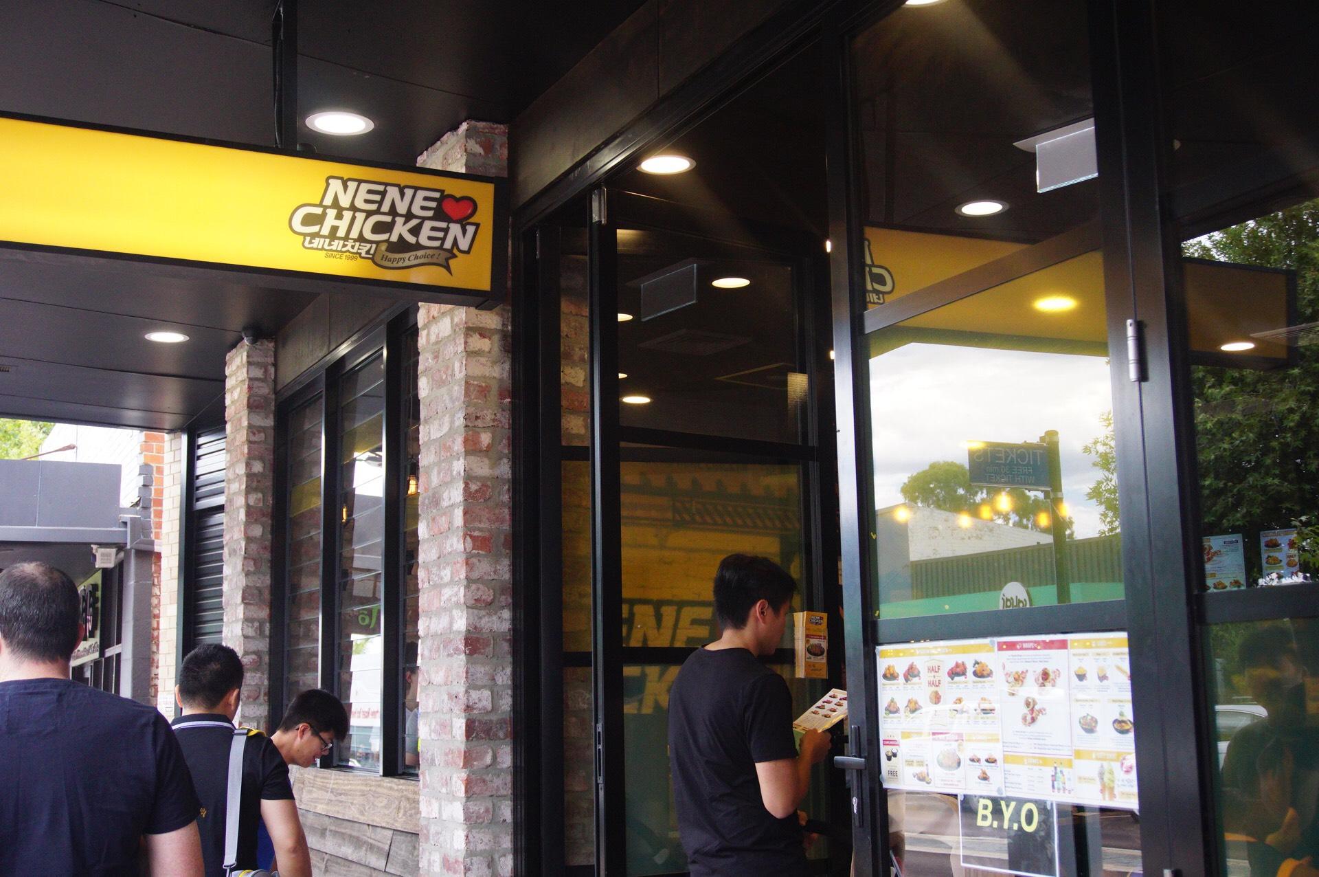 NeNe Chicken Vic Park
