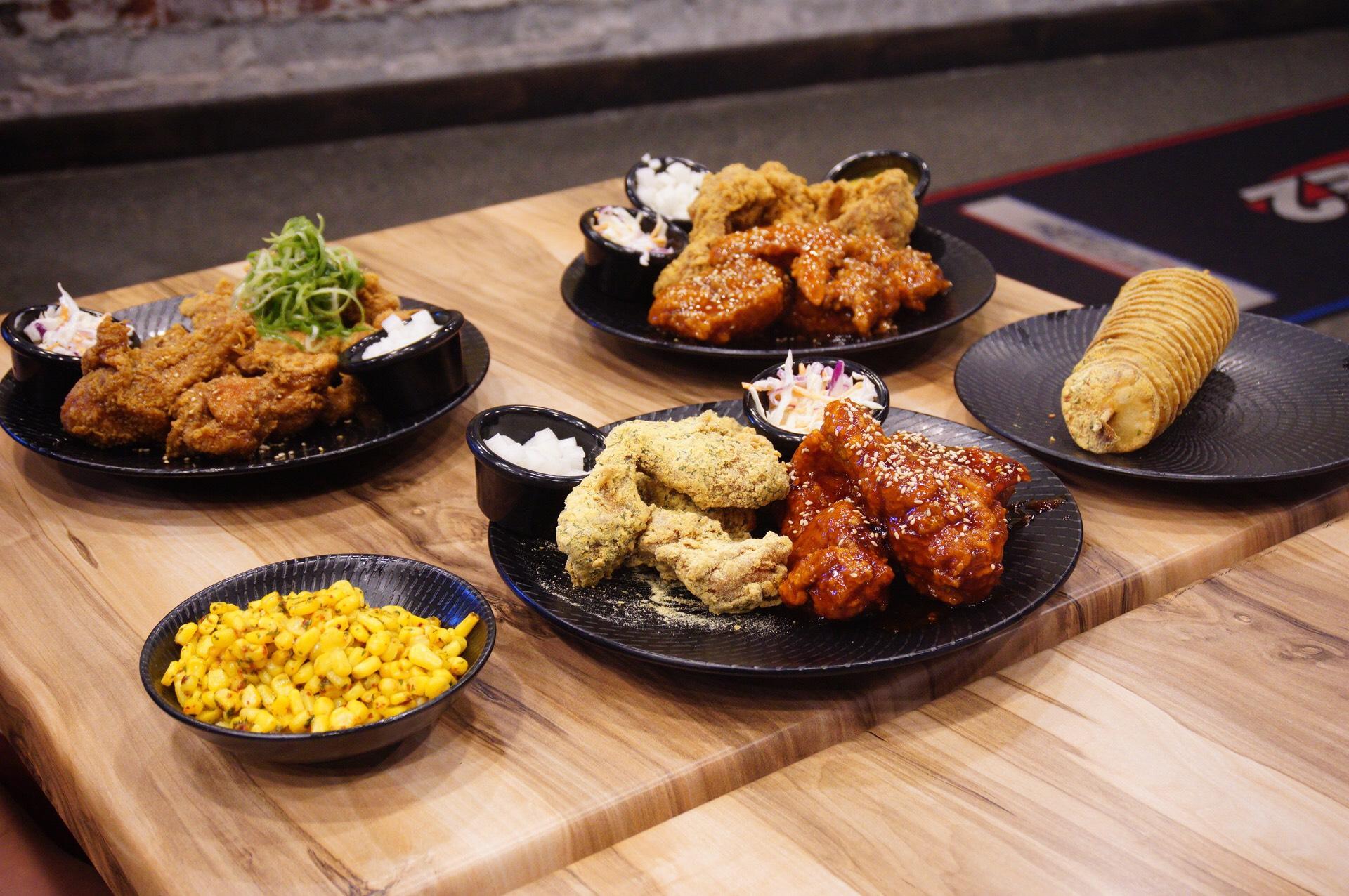NeNe Chicken Review