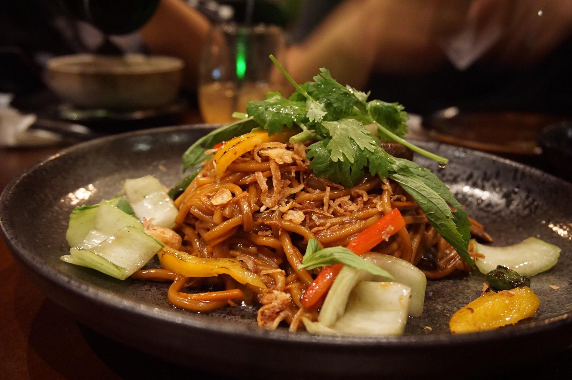 Long life noodle!