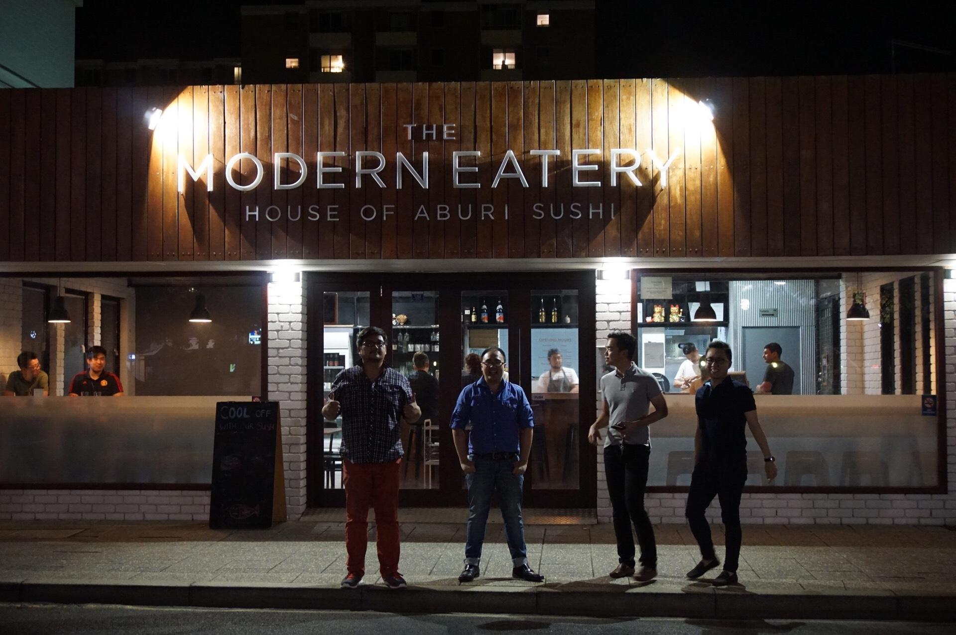 Modern Eatery Fremantle