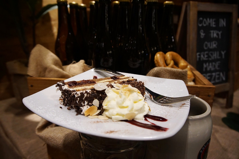 Brotzeit black forest cake