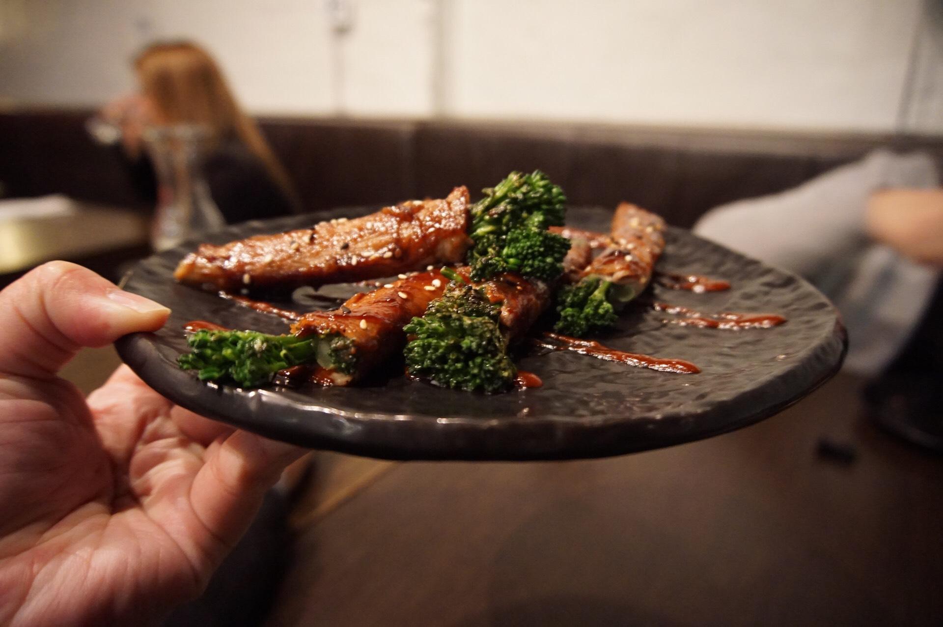 Pork Broccolini