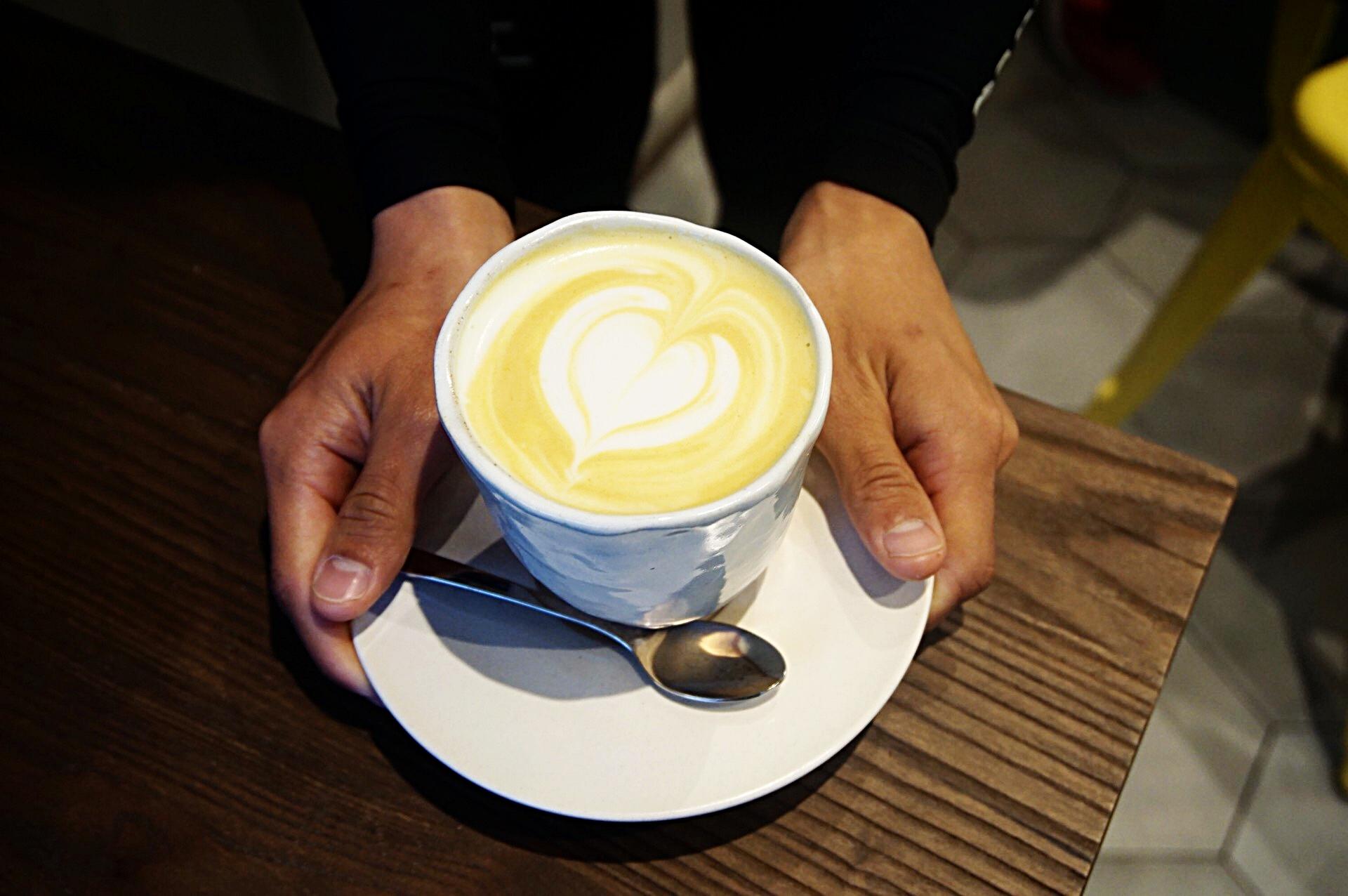Buttery Turmeric Latte