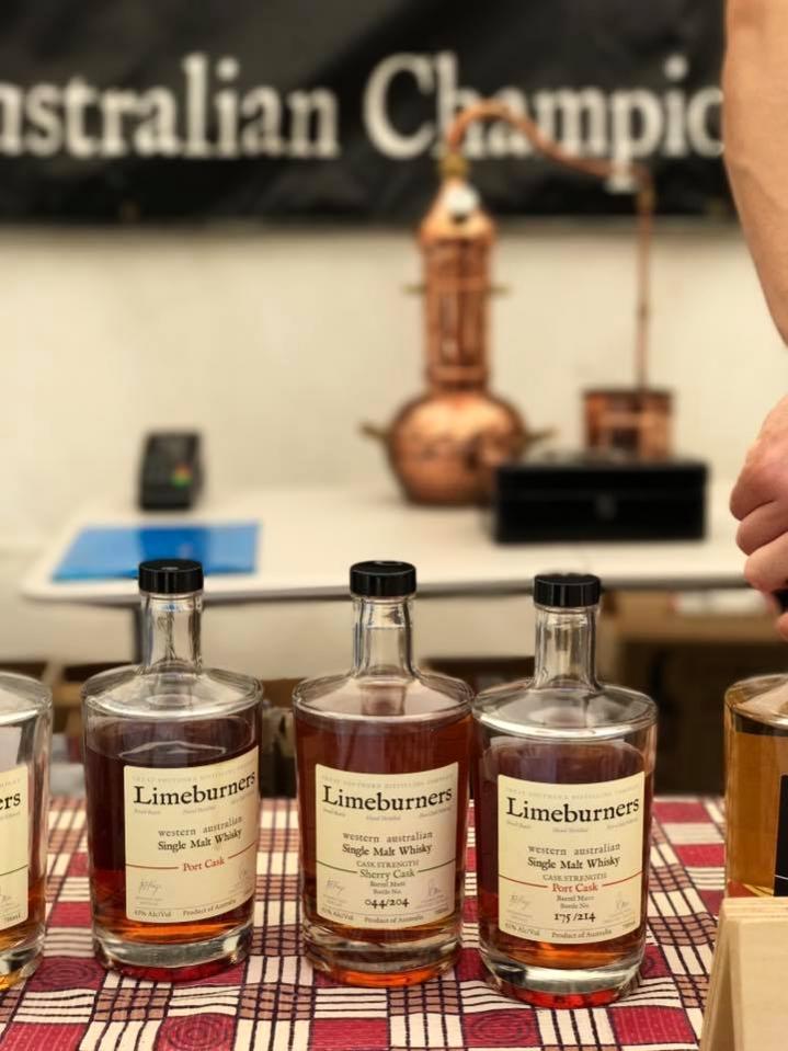 Limeburners Whisky