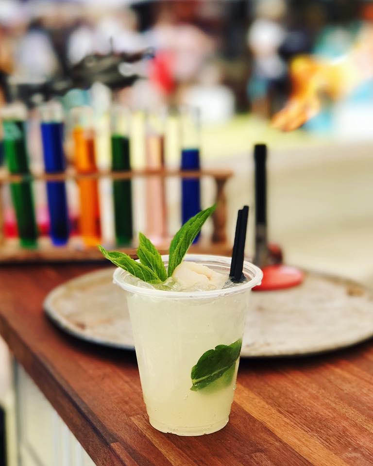 Mojito Cocktail Gastronomy