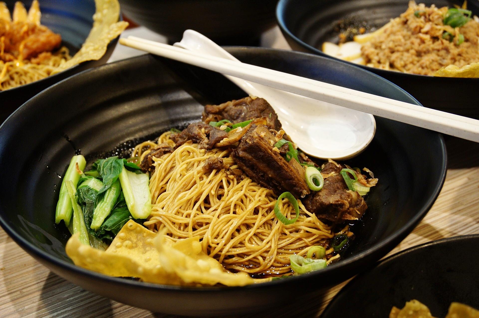 Braised Beef Noodle