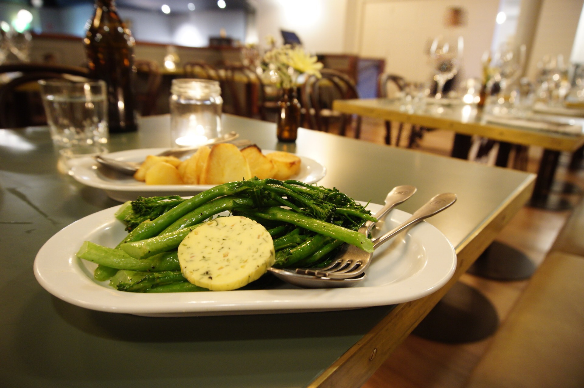 Side Dishes at Mayfair Lane