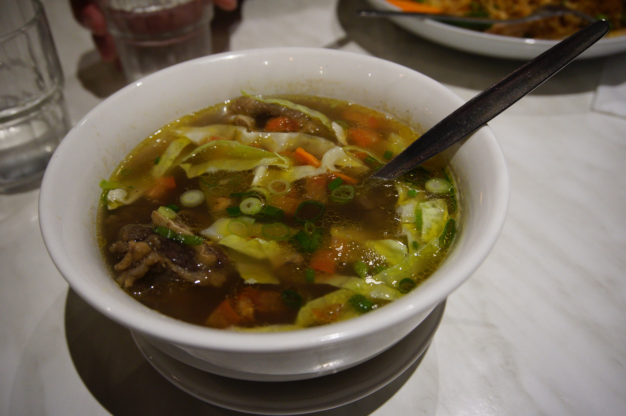 Oxtail Soup / Sup Buntut