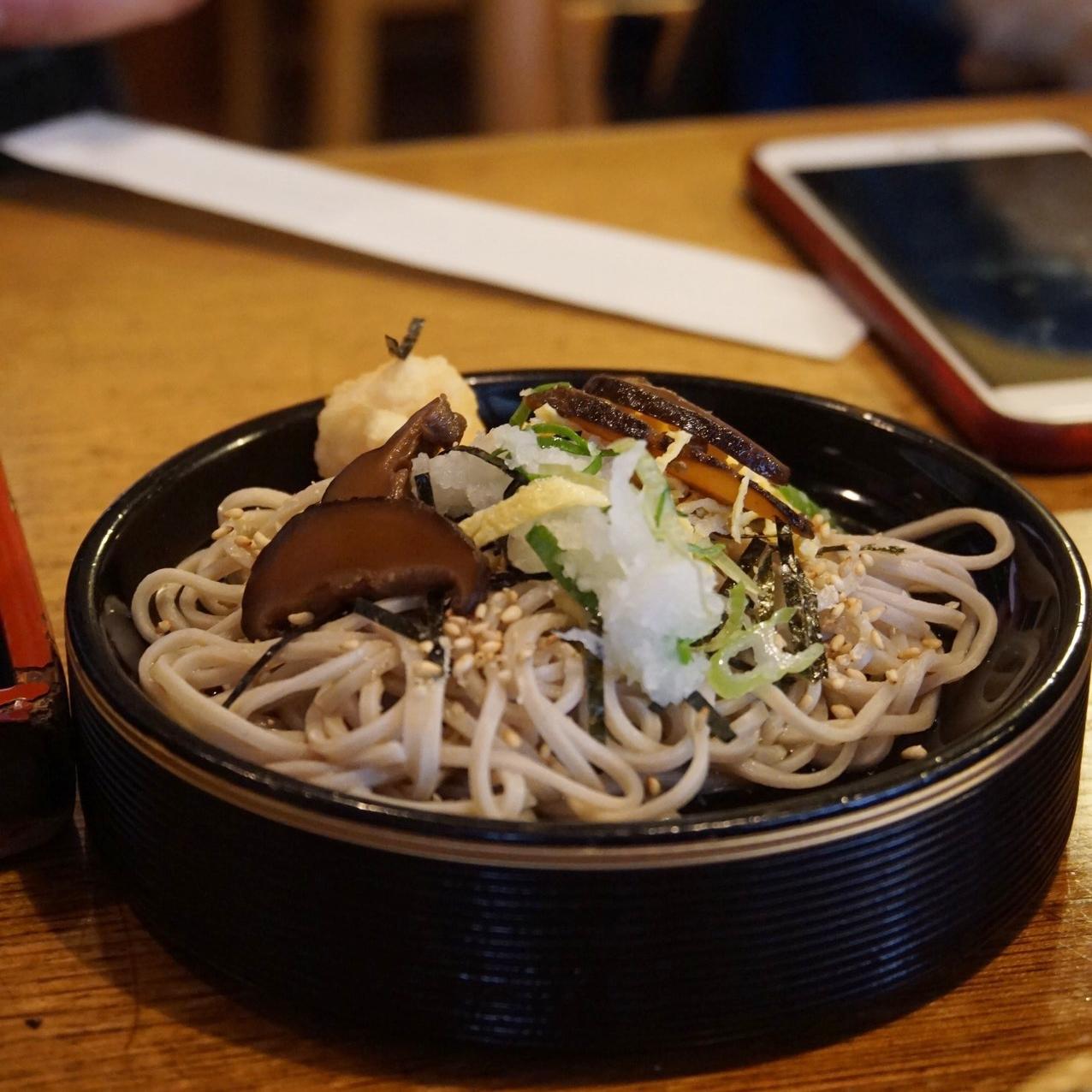 Best Soba in Kyoto? ;)