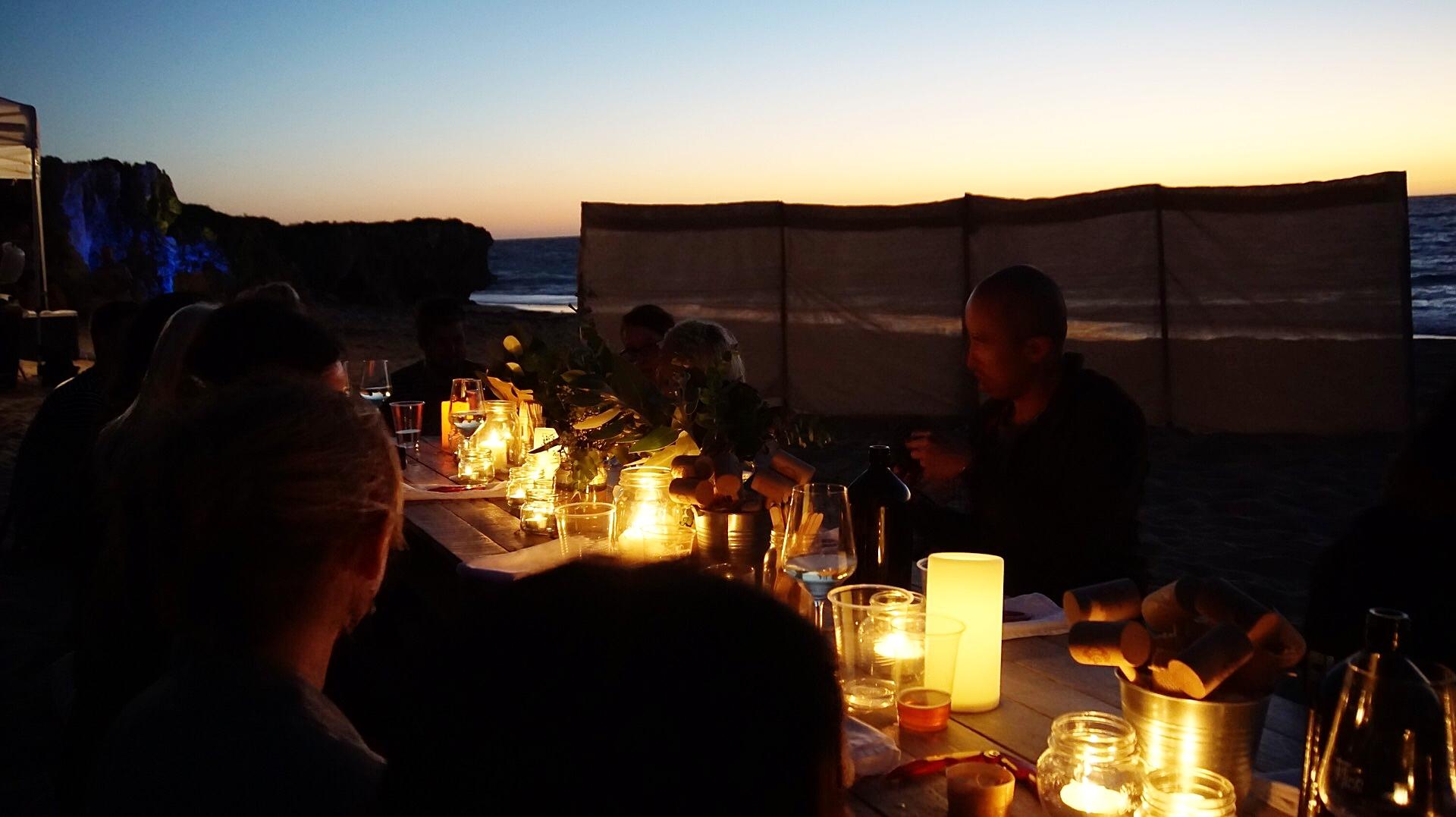 Dining Under the Stars Mandurah Crab Fest