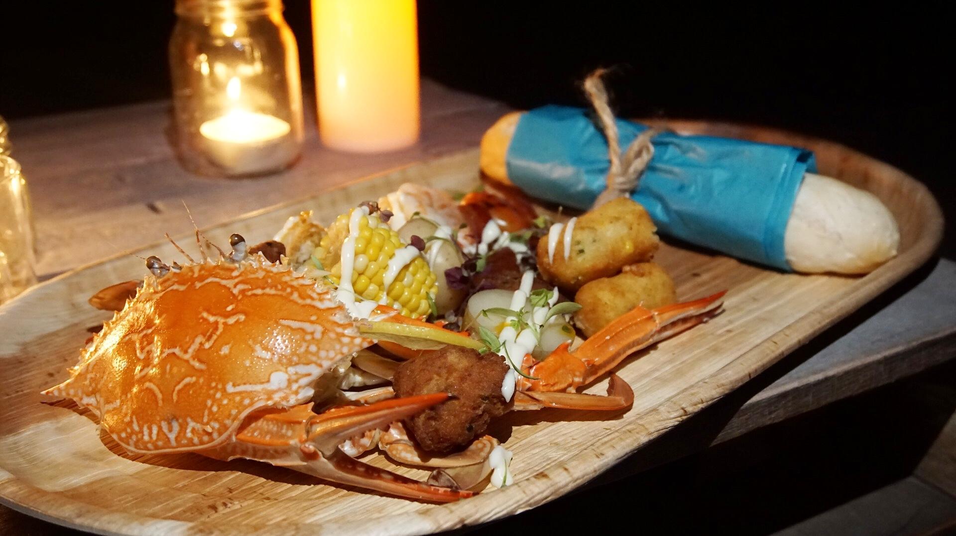 The long awaited Crab Boil