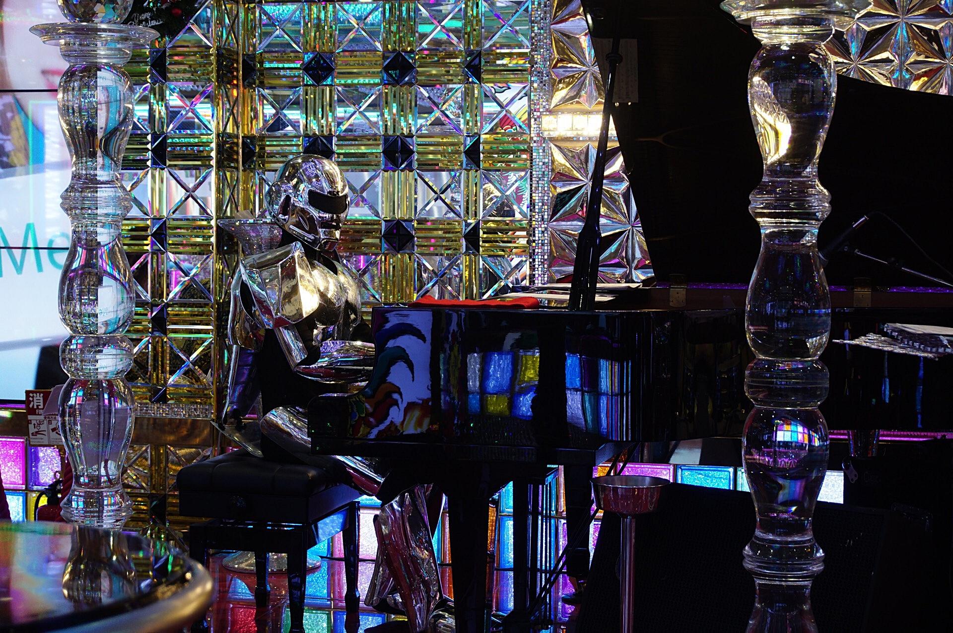 Robot Restaurant Musician