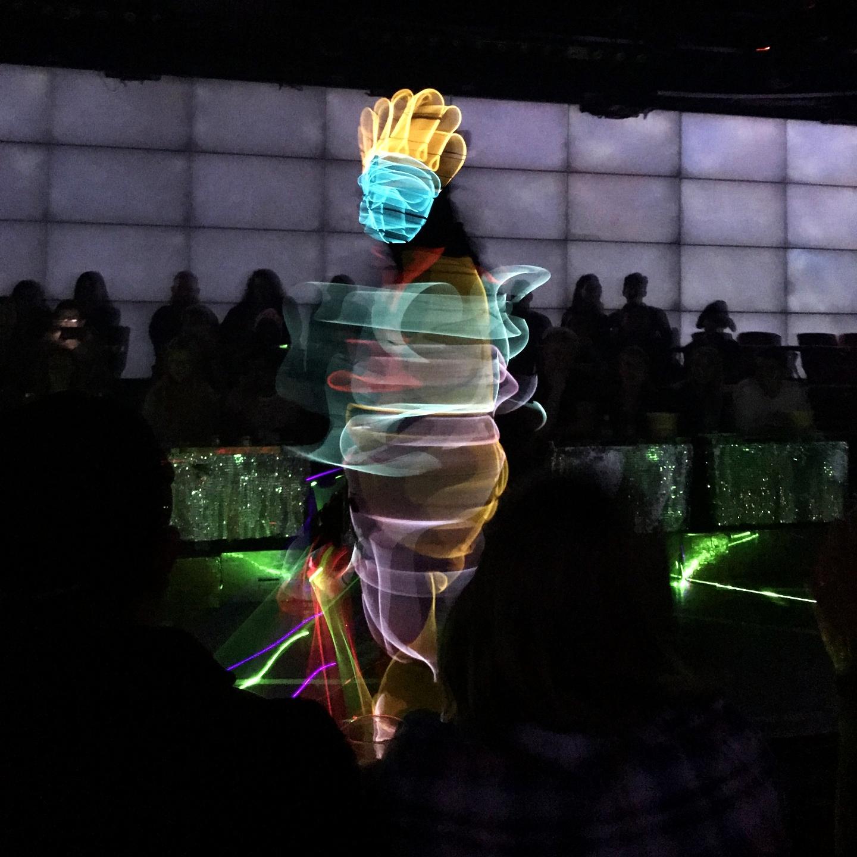 Robot Restaurant Neon Dance Tokyo