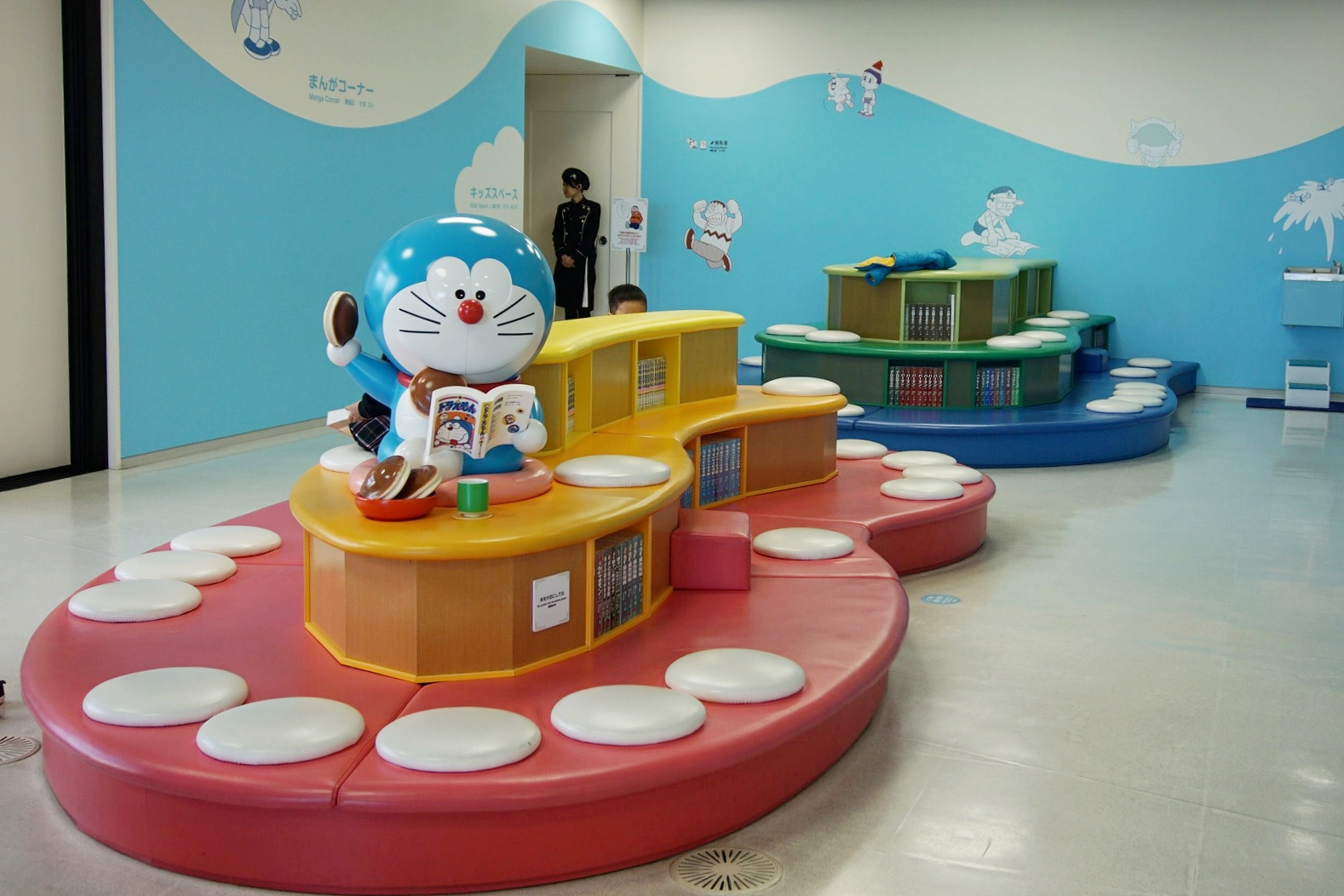 Doraemon's Manga Corner