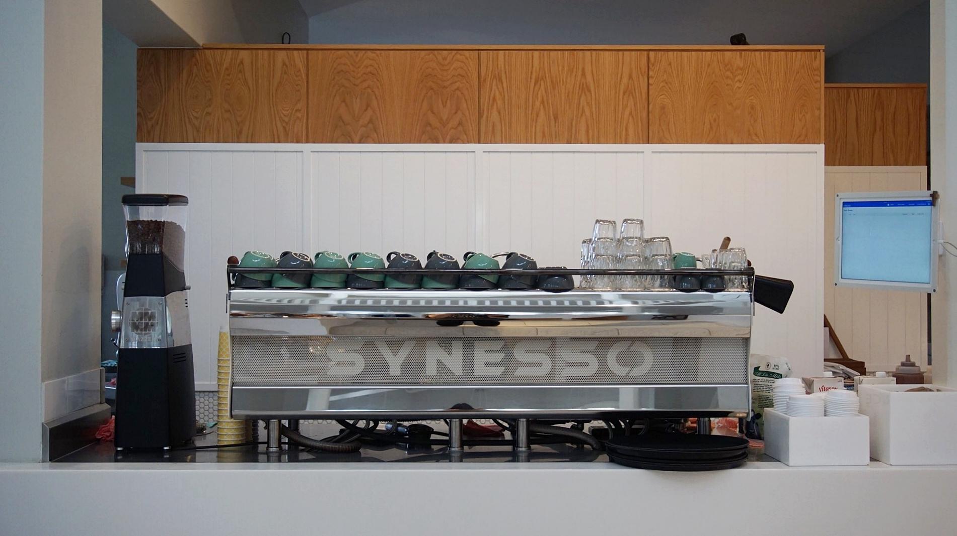 Synesso Coffee Machine