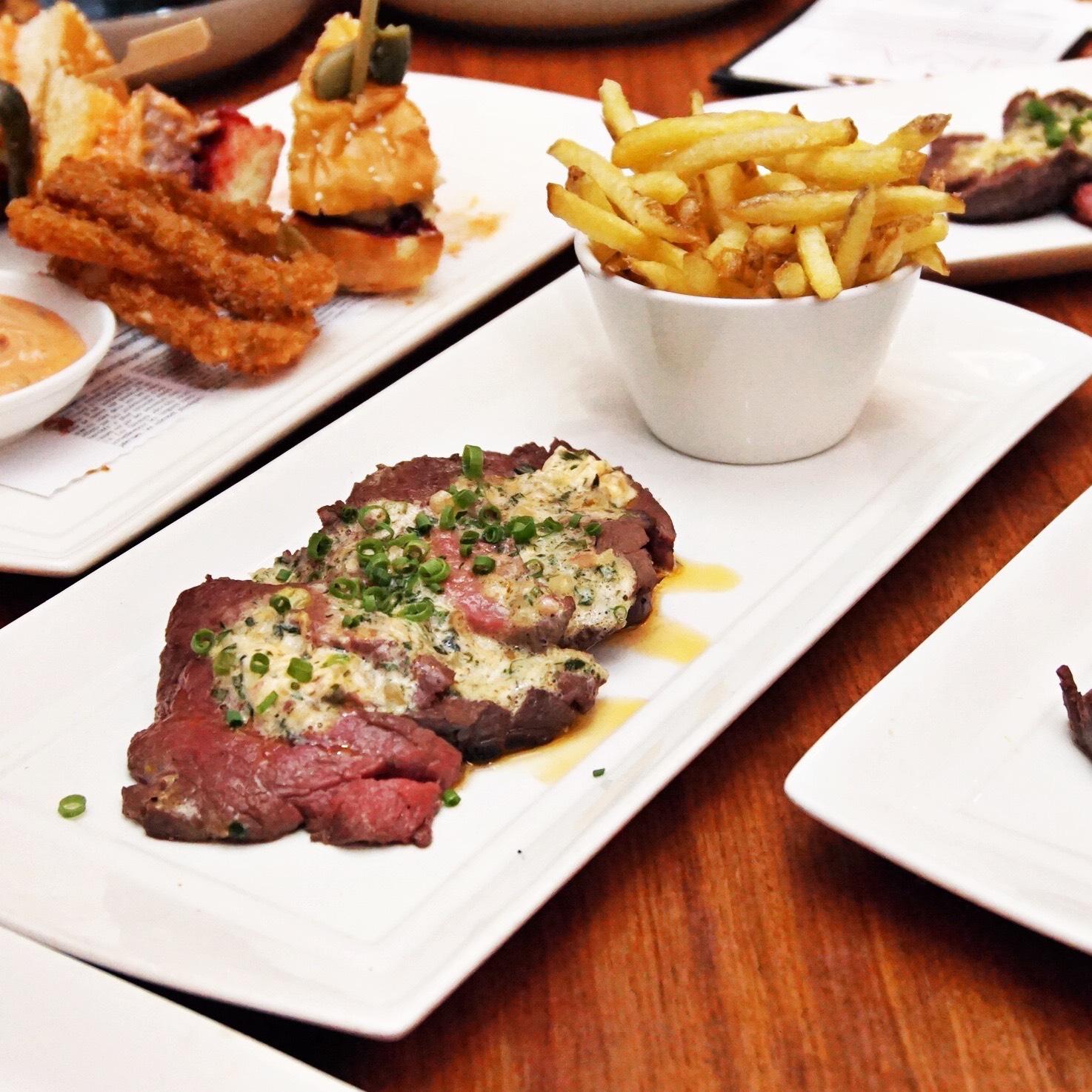 Steak Frites - $28