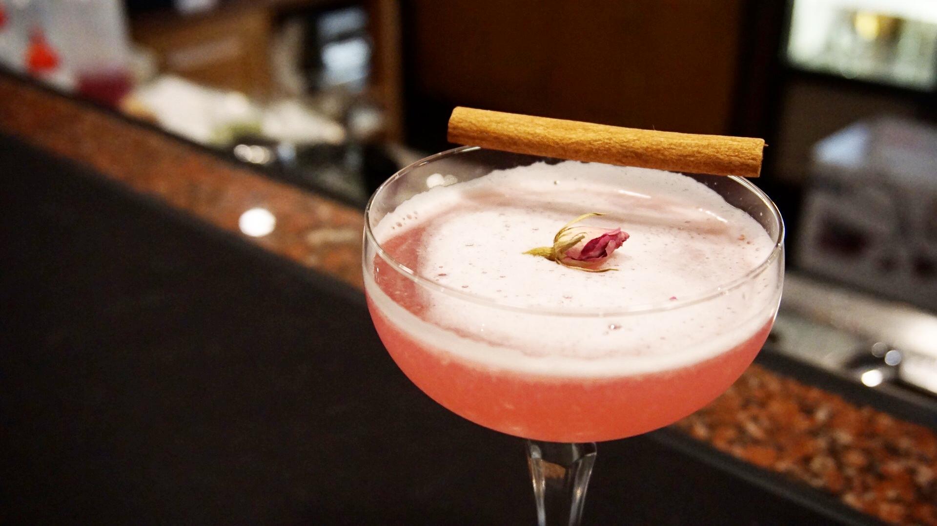 Rose Garden Martini