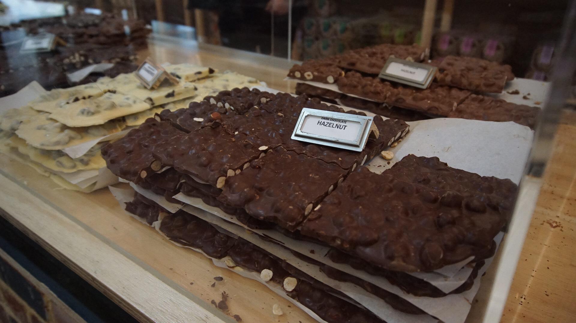 Whistler Chocolate Block