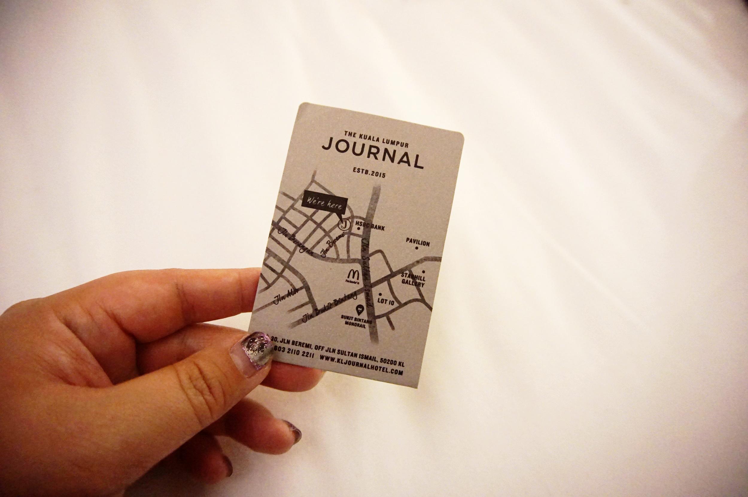 KL Journal Hotel