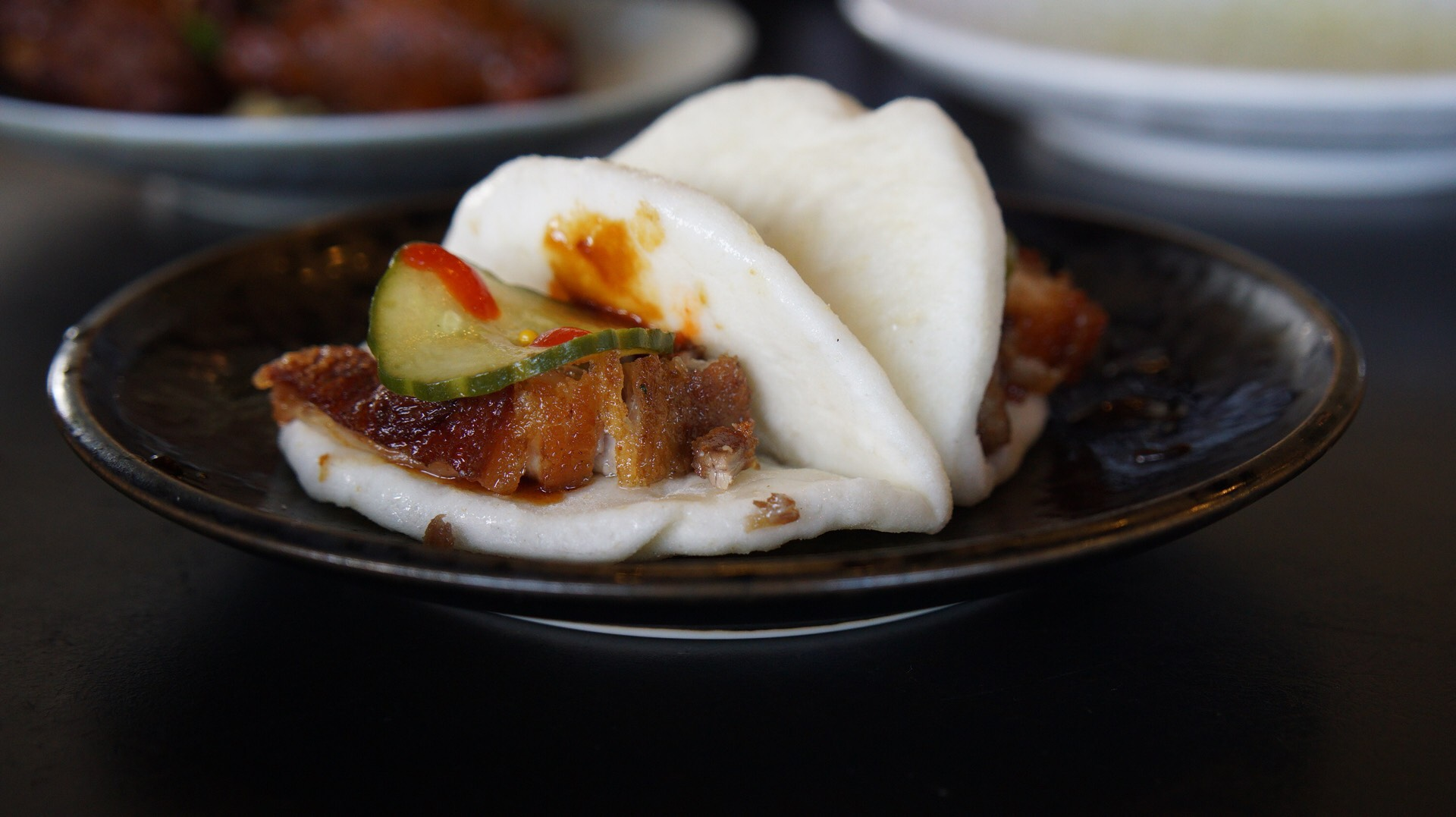 More of this delicious bao please!