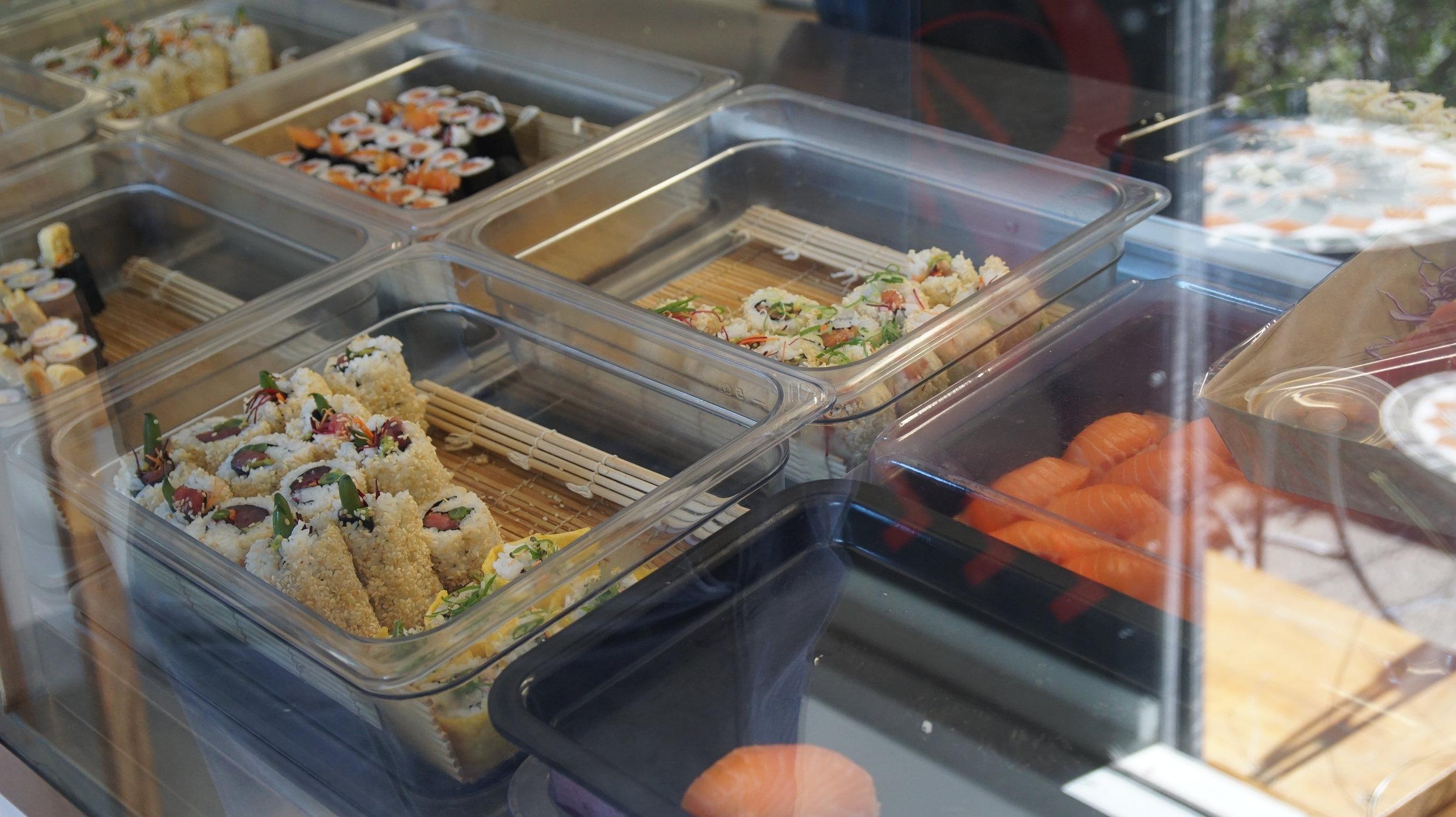 Sushi Roll Masaaki's Sushi