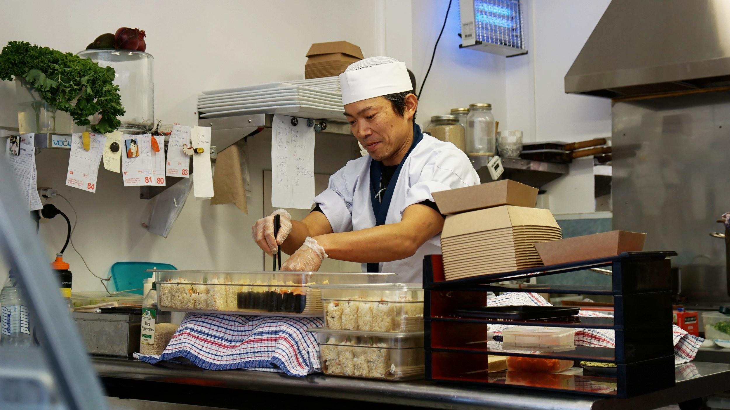 Chef Masaaki