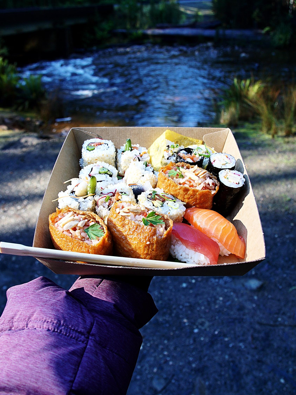 Masaaki Sushi's Platter