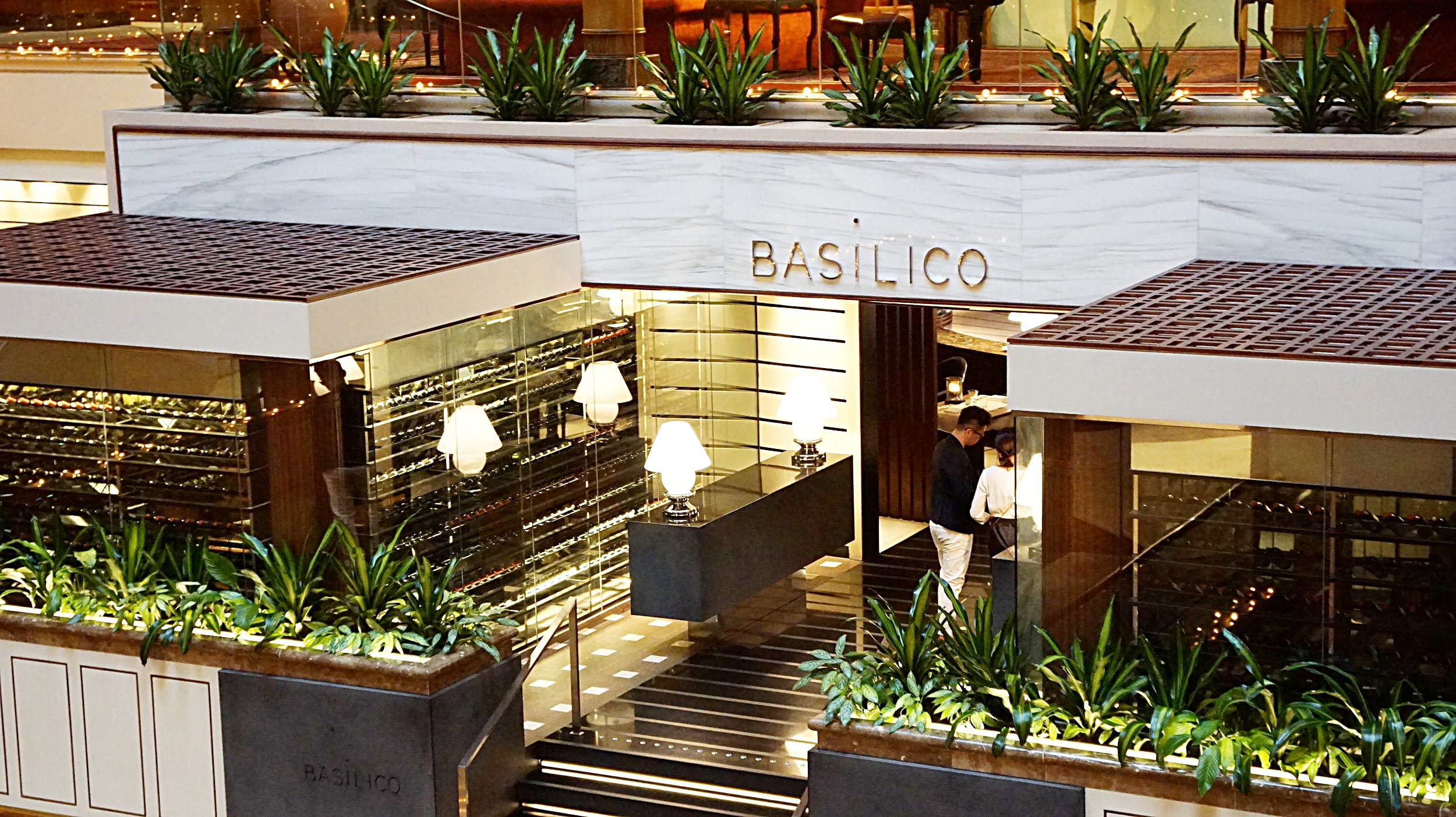 Basilico Regent Singapore