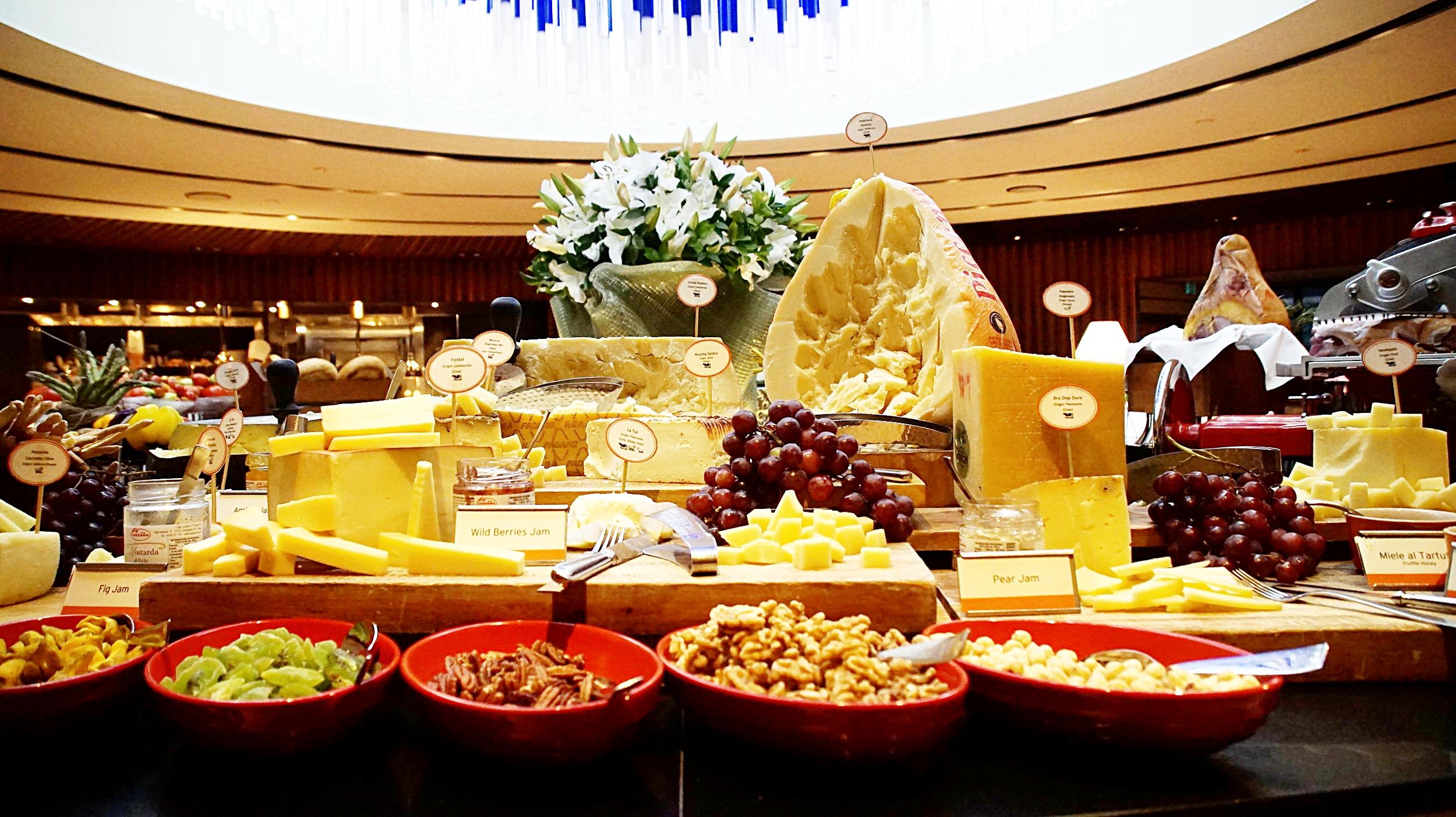 Basilico Singapore Cheese Spread