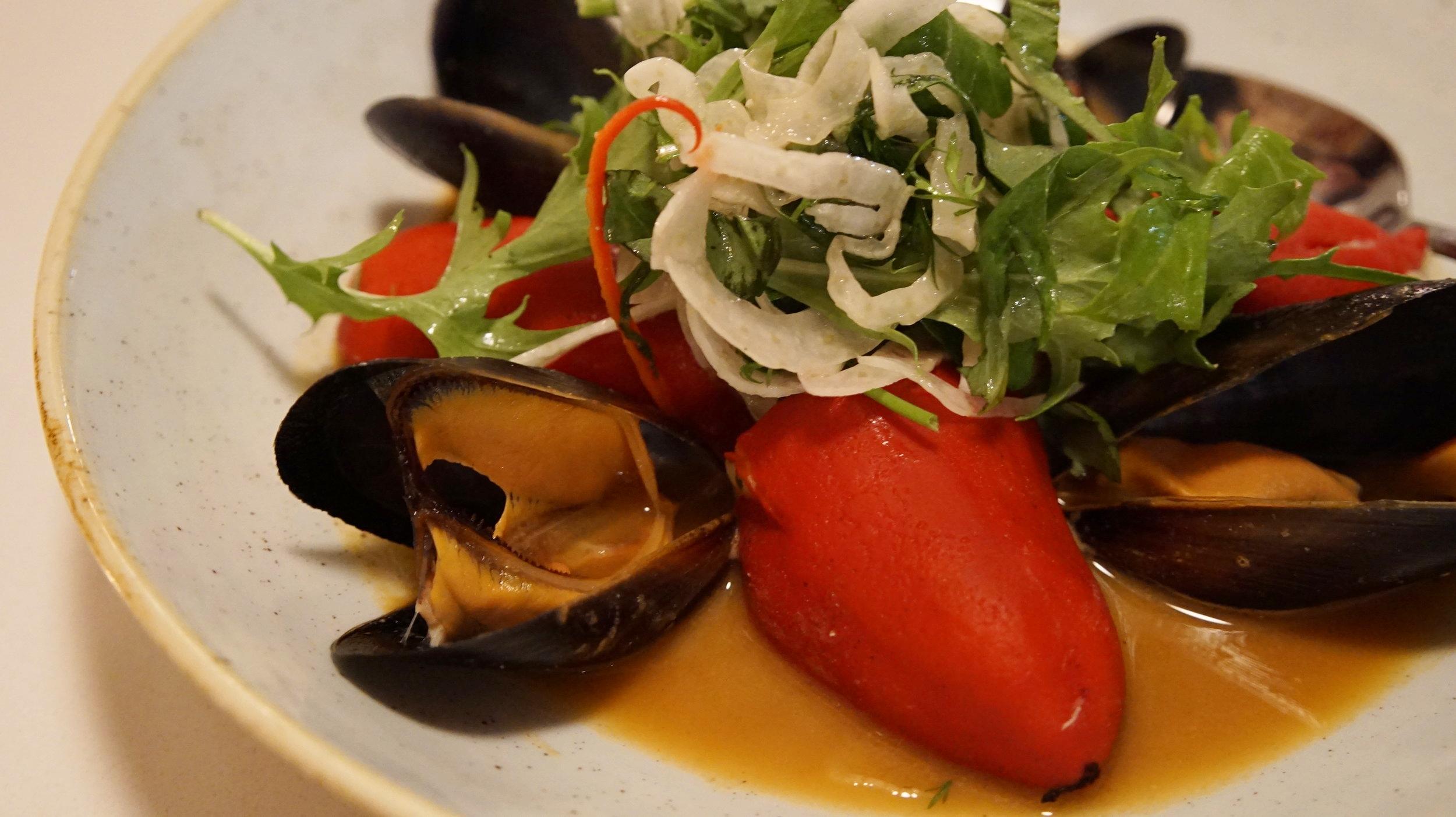 Shellfish Bisque Boubar