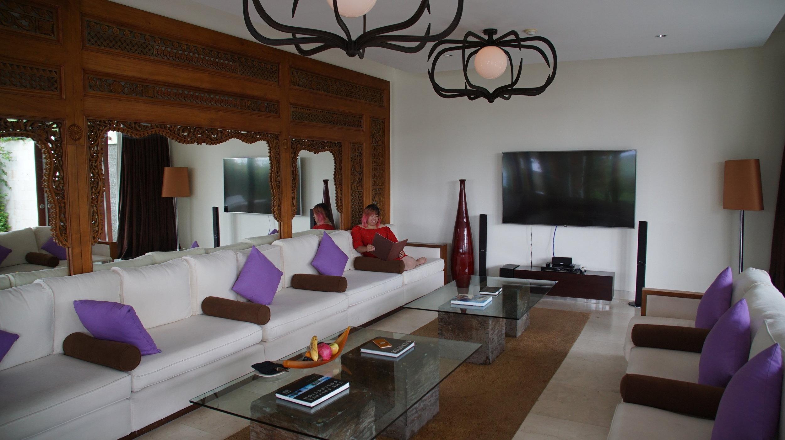 The Mood: Living Room