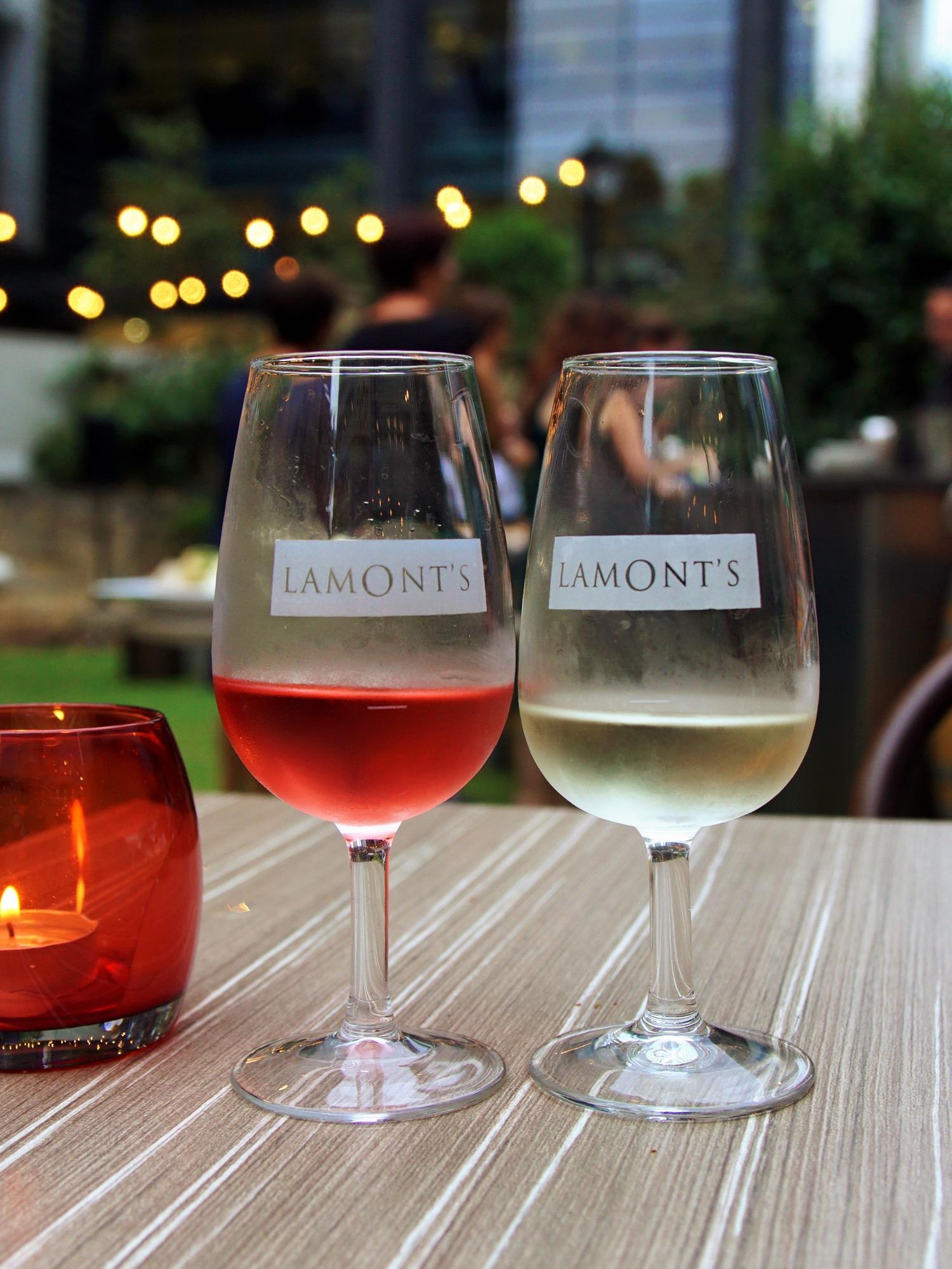 Bunyip Rose and Pinot Gris