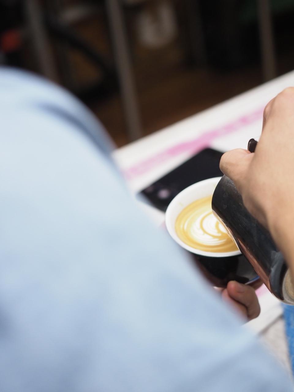 Andy Tseng Fiori Coffee