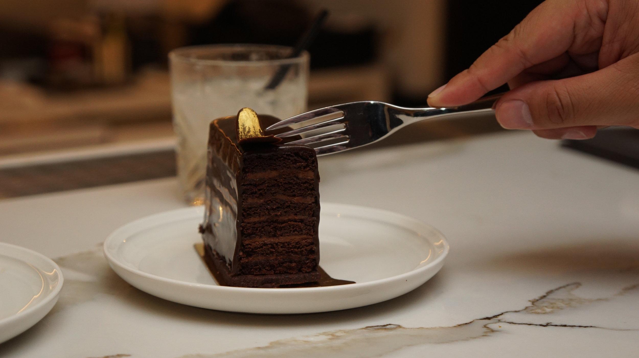 The Loft Chocolate Cake