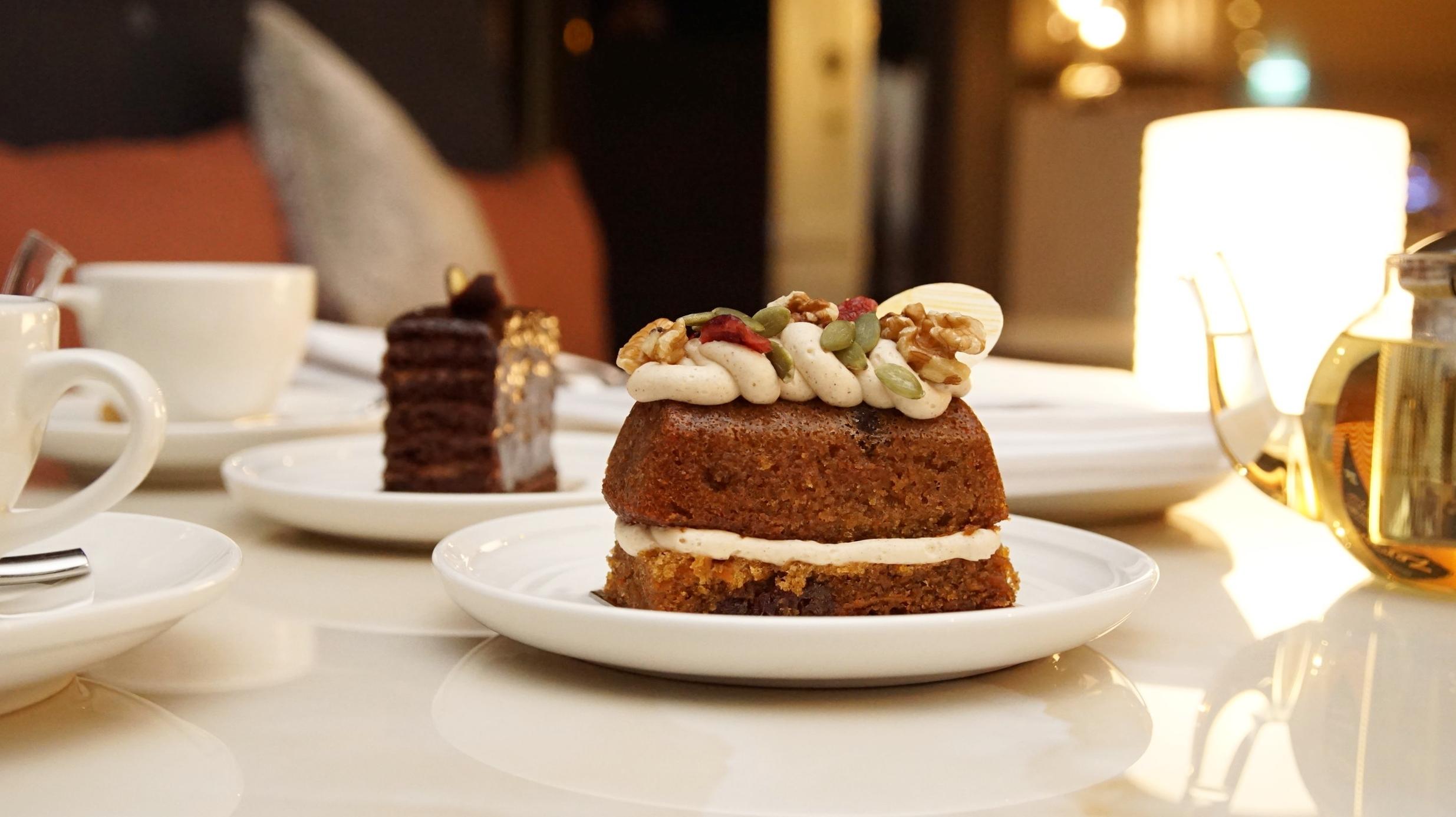 The Loft Carrot Cake