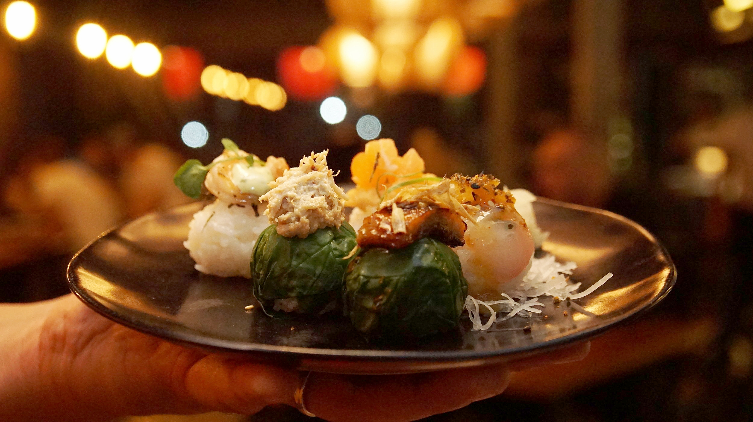 Temari Sushi One Eyed Jack