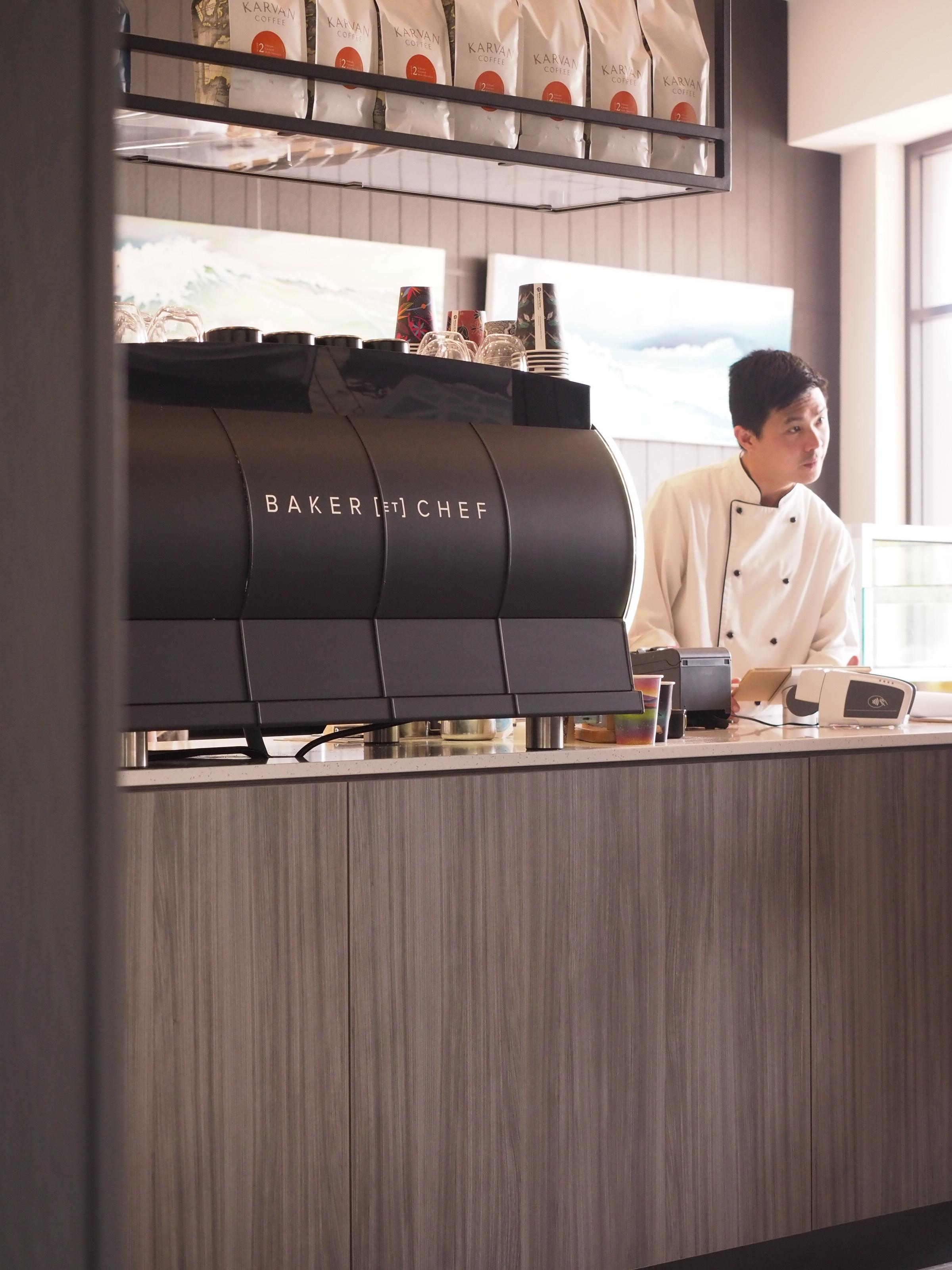 Baker et Chef opened in April 2018