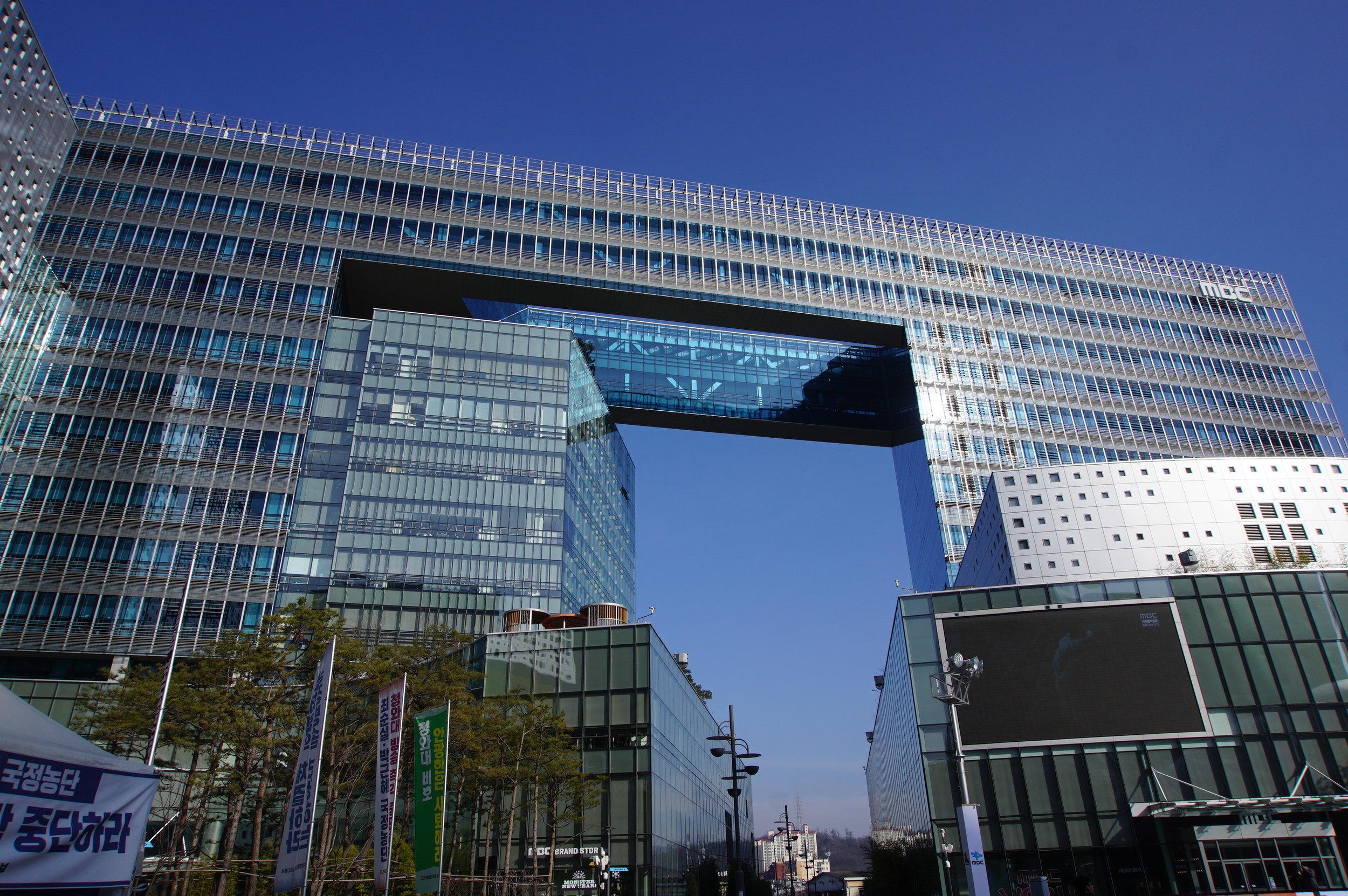 MBC Building Digital Media City