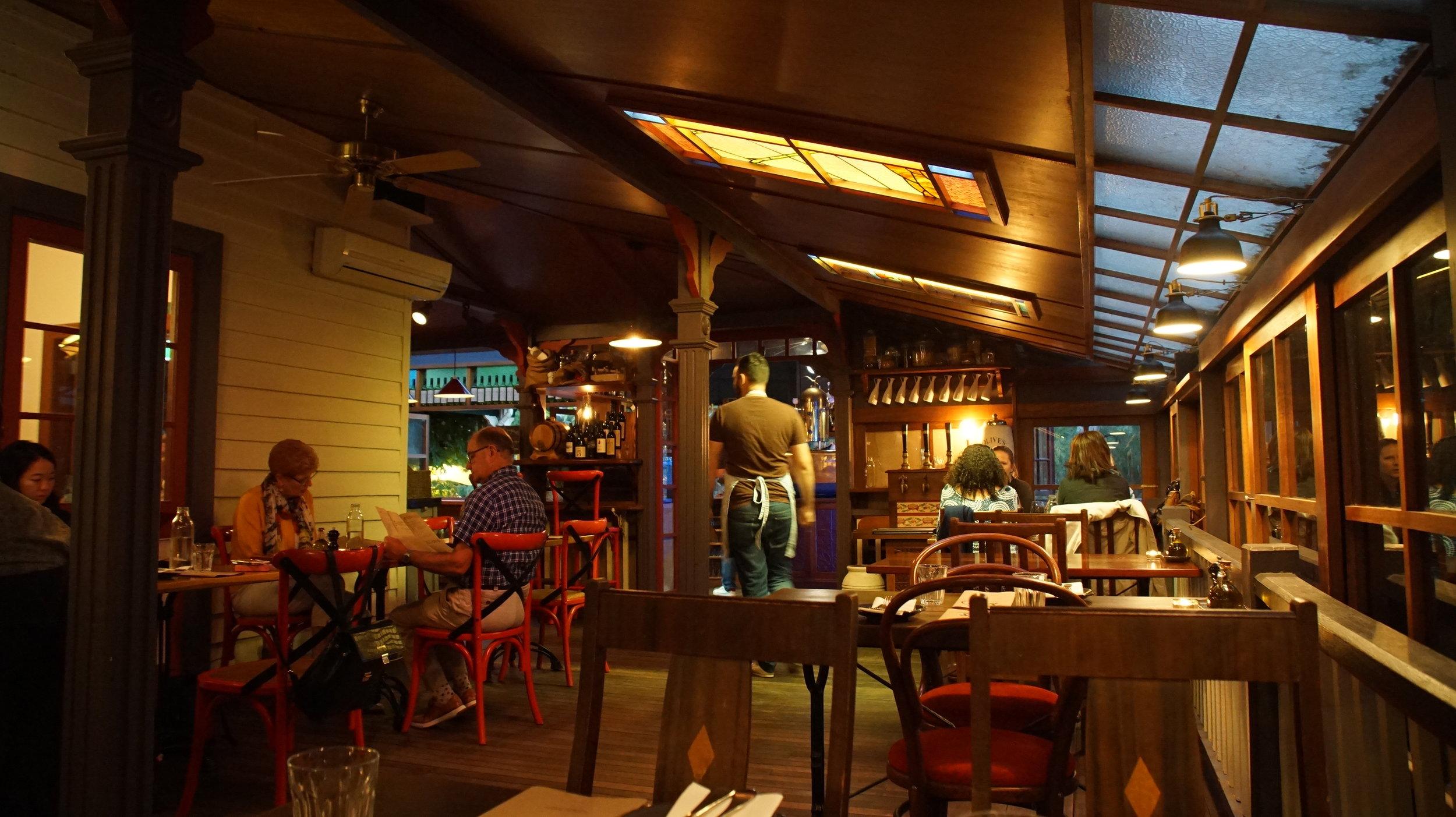 Margaret River Restaurant