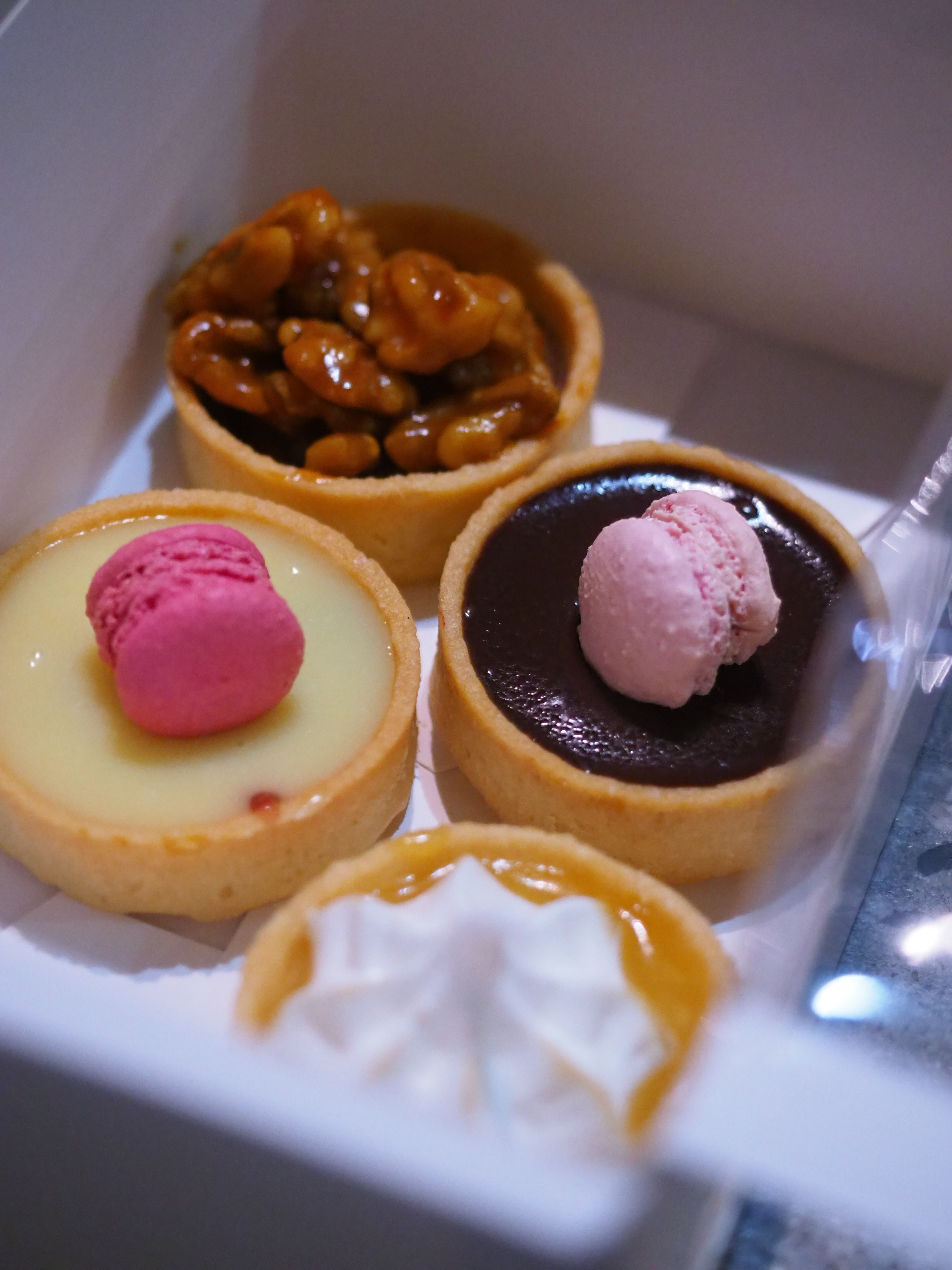Dessert Twilight Hawkers Market