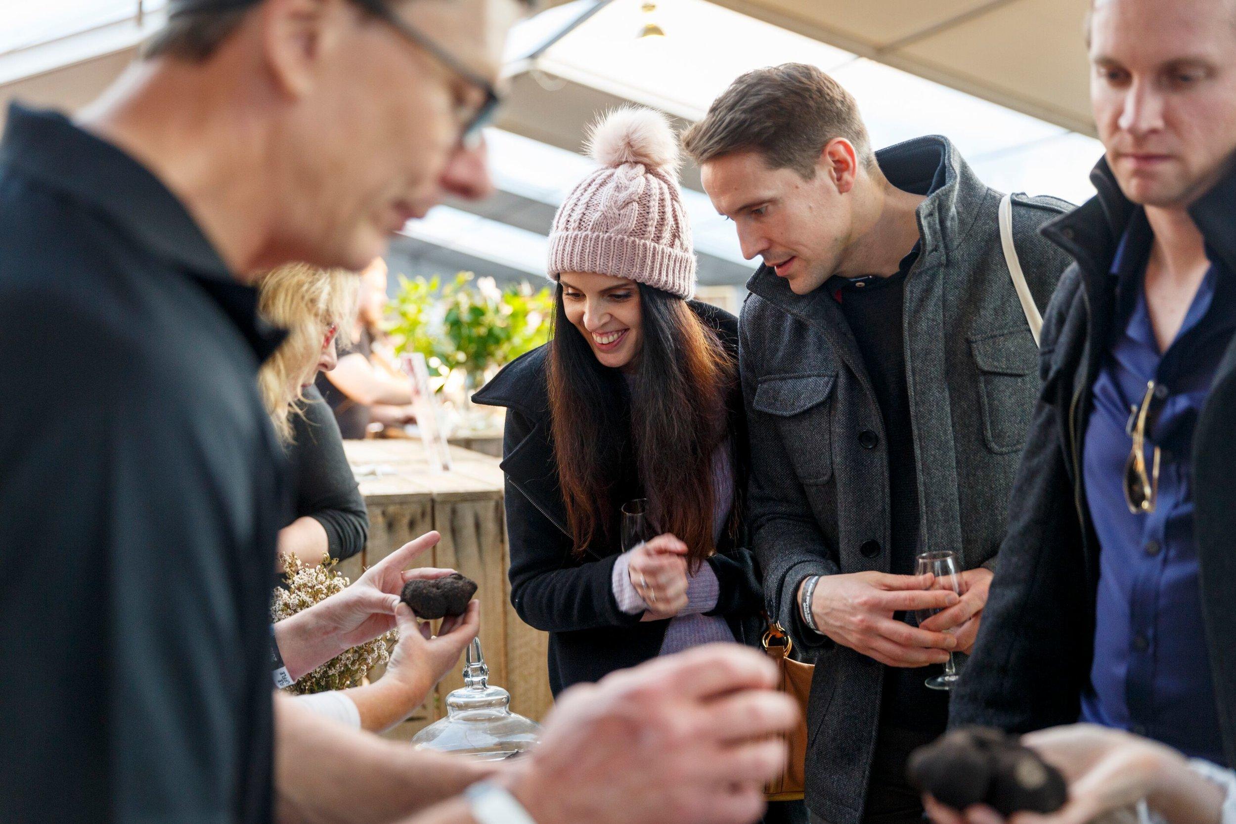 Truffle Kerfuffle Festival Village 2019